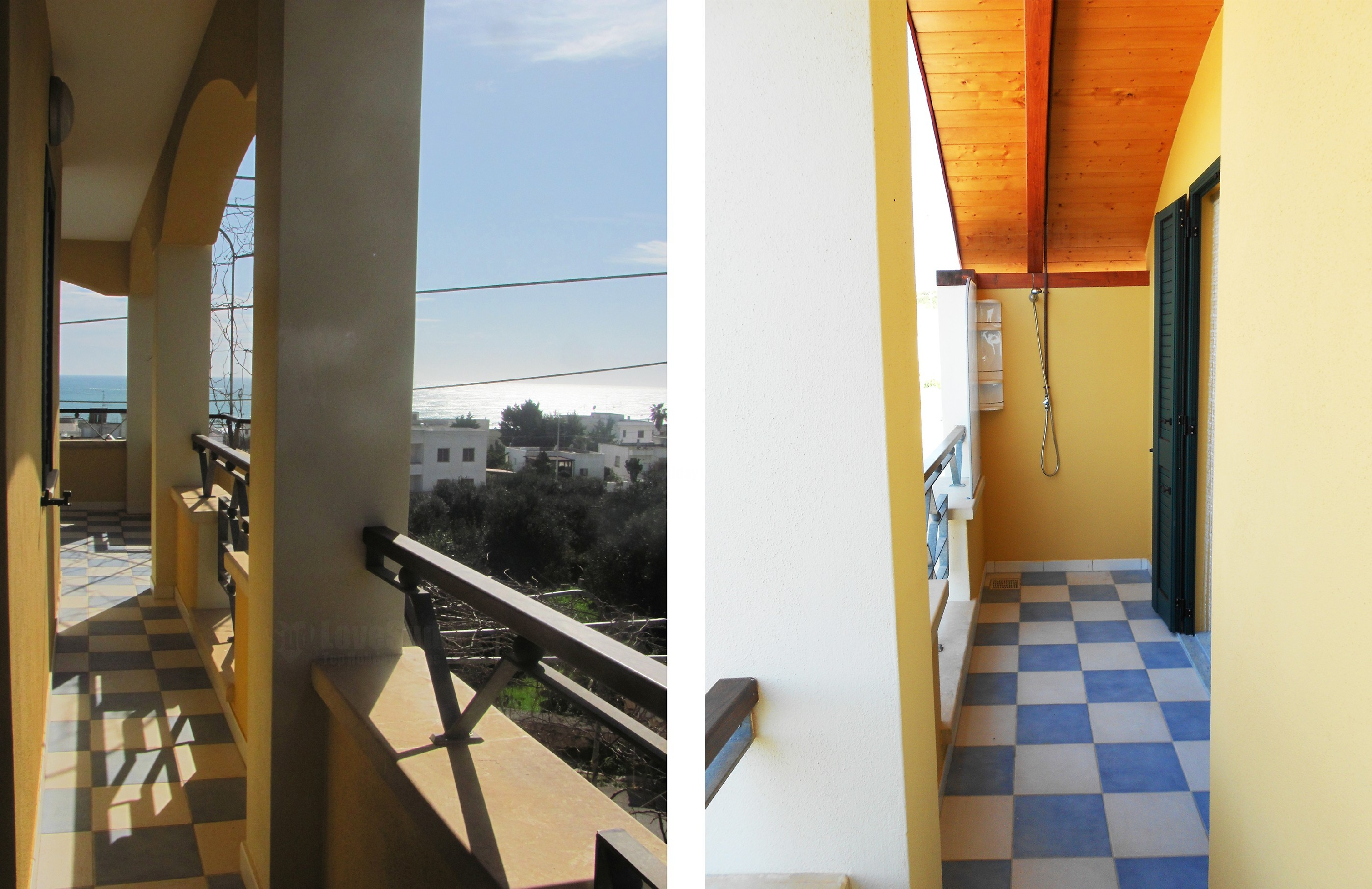 Apartment Canarina front beach attic photo 20106861