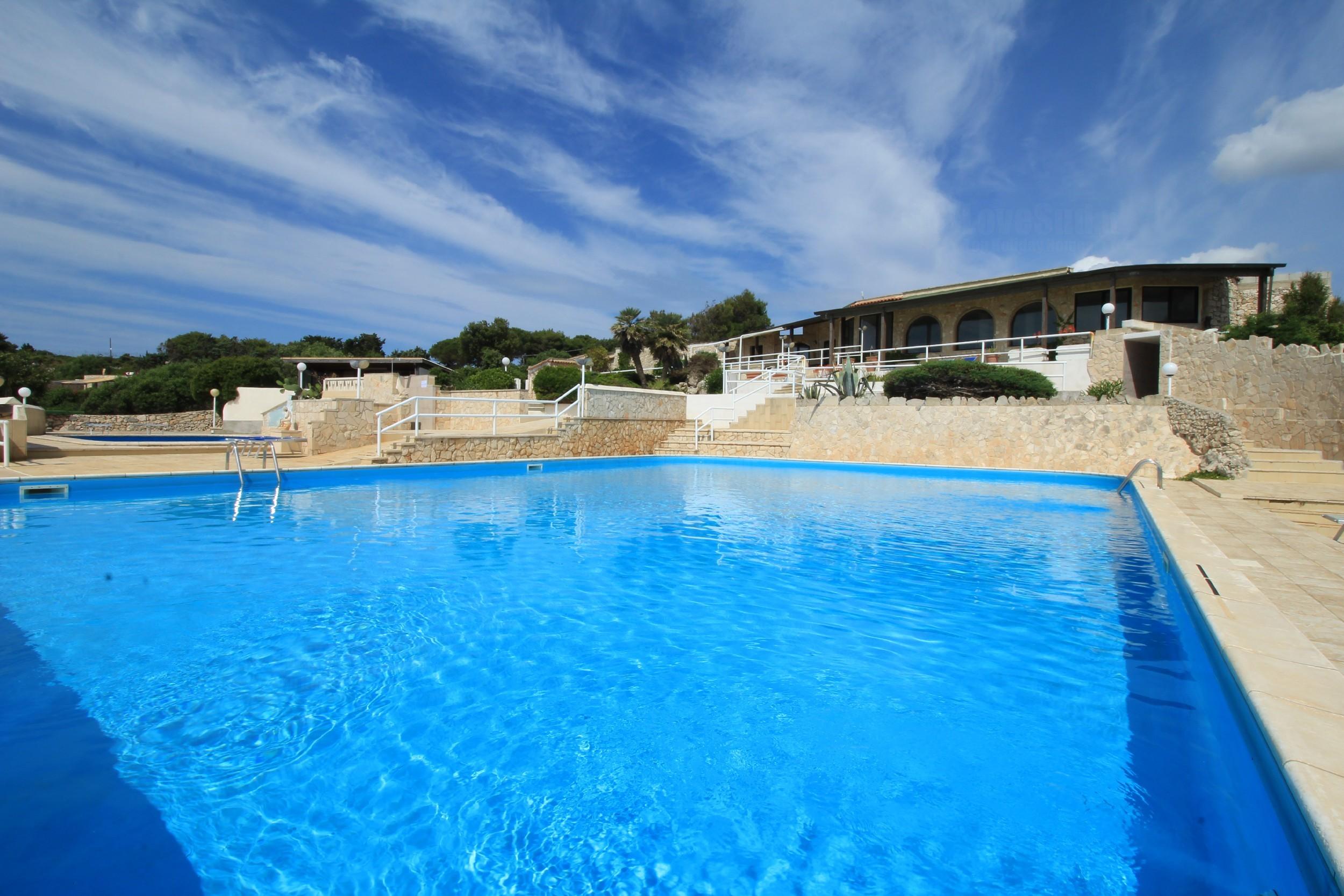 Apartment Trullo Ulivo pool complex photo 22455038