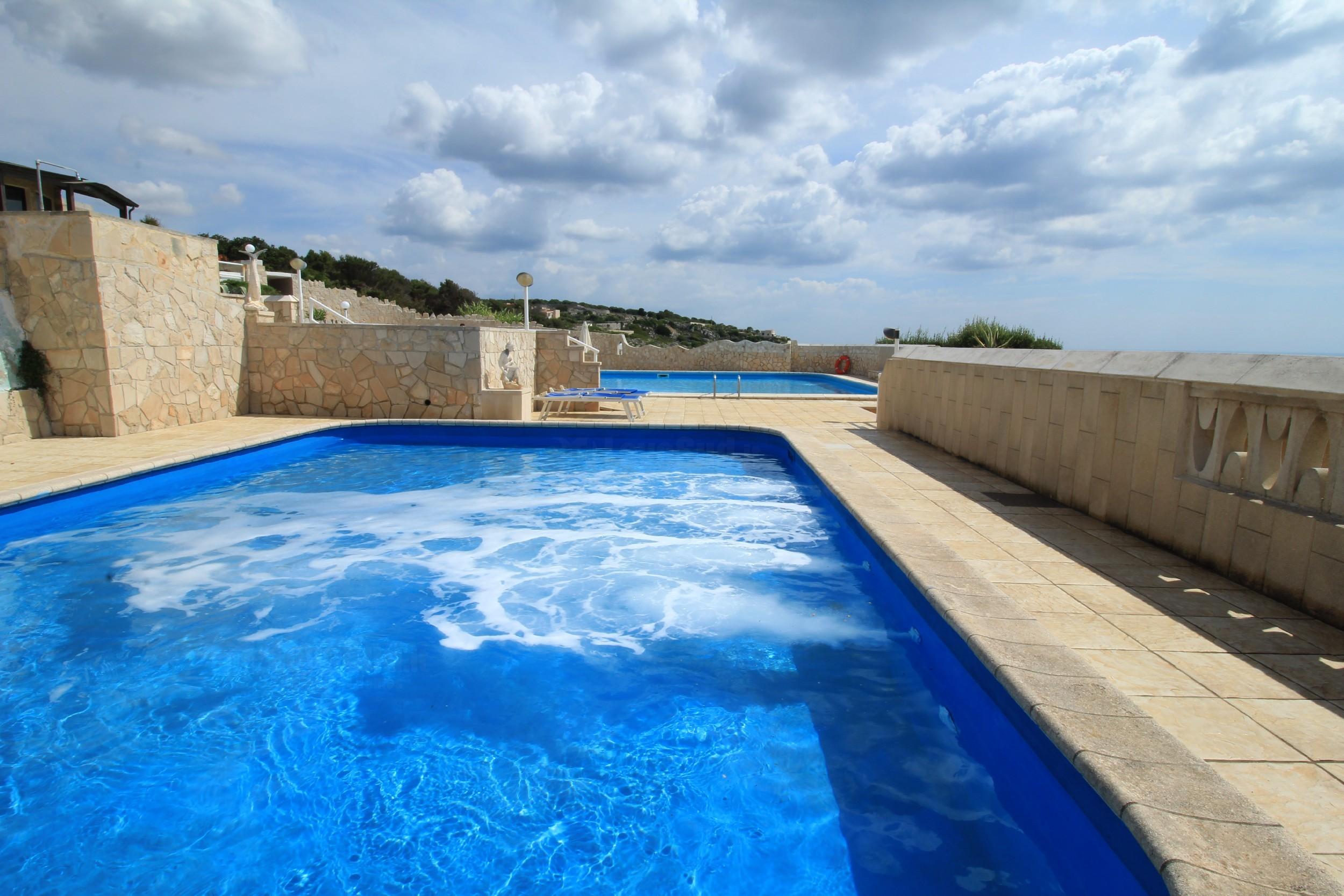 Trullo Ulivo pool complex photo 22455043