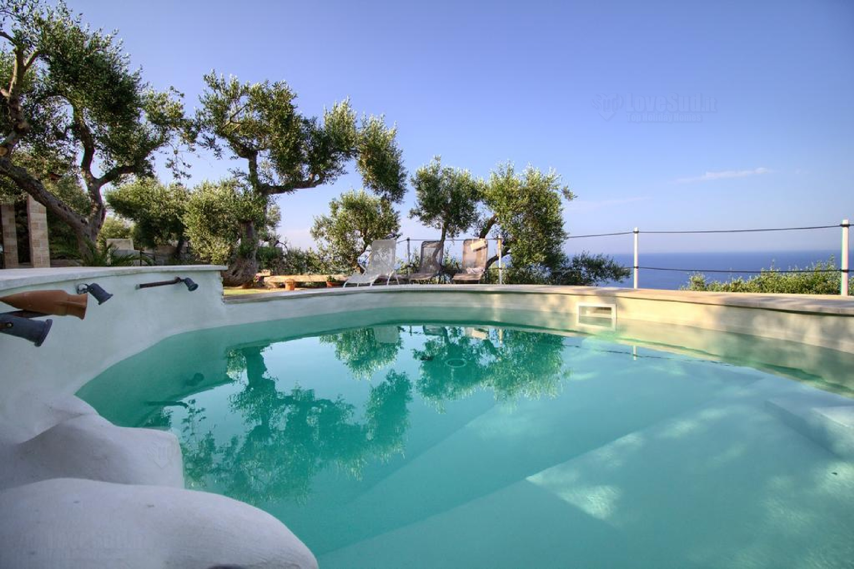 Apartment Albachiara pool house photo 22173071