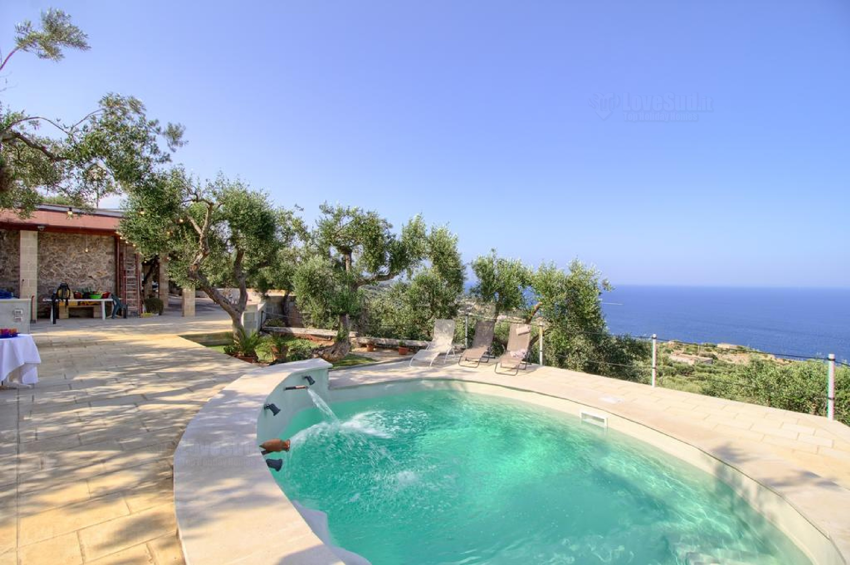Apartment Albachiara pool house photo 20235995