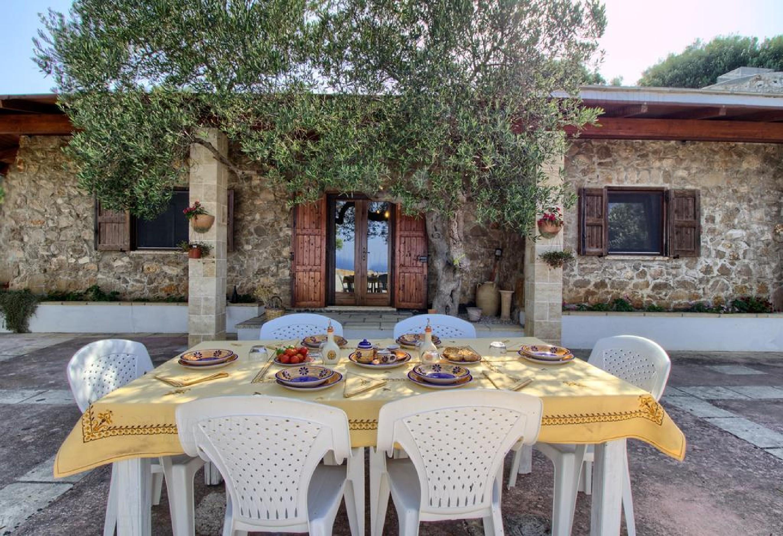 Apartment Albachiara pool house photo 22173079