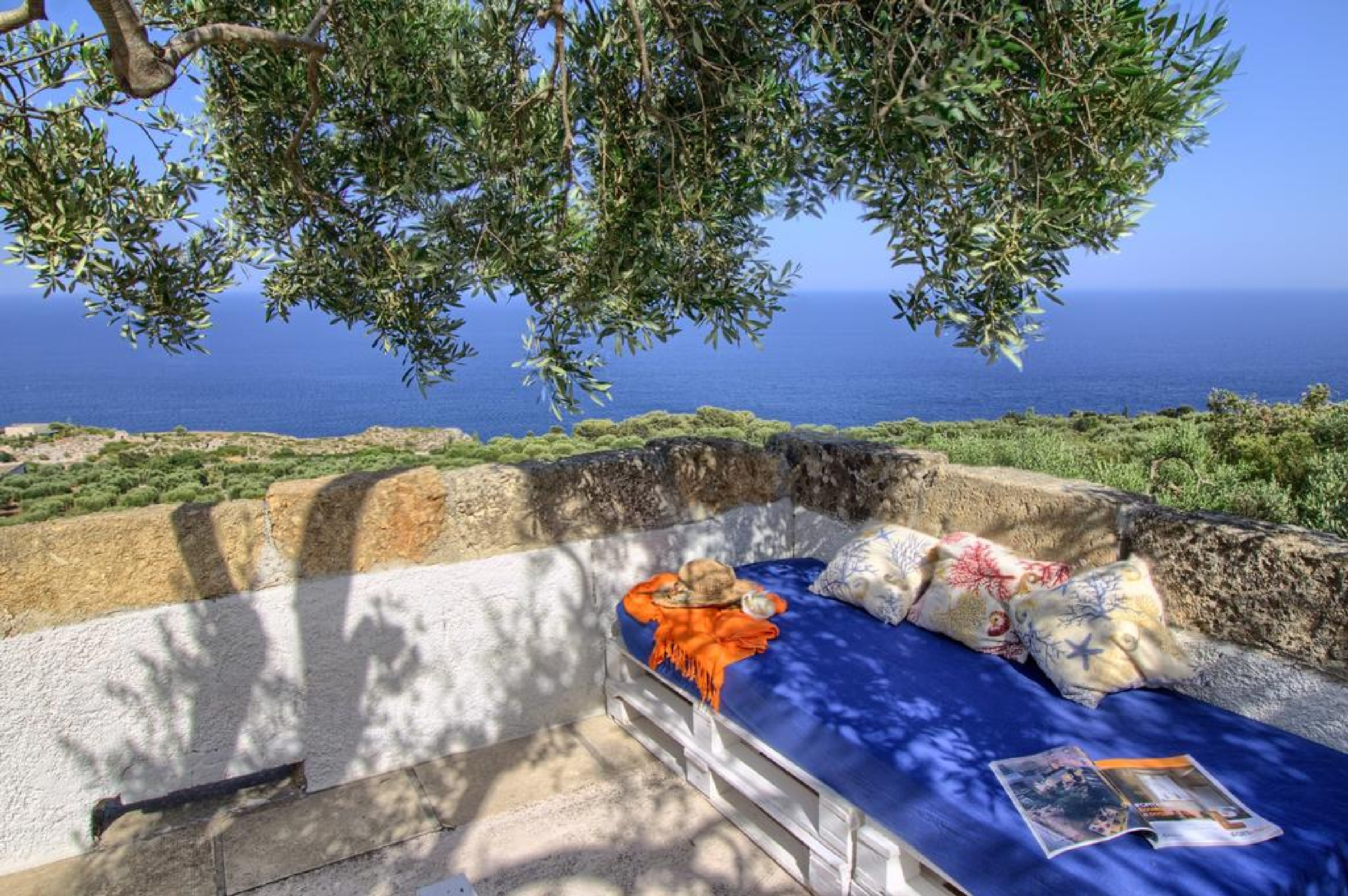 Apartment Albachiara pool house photo 20235997