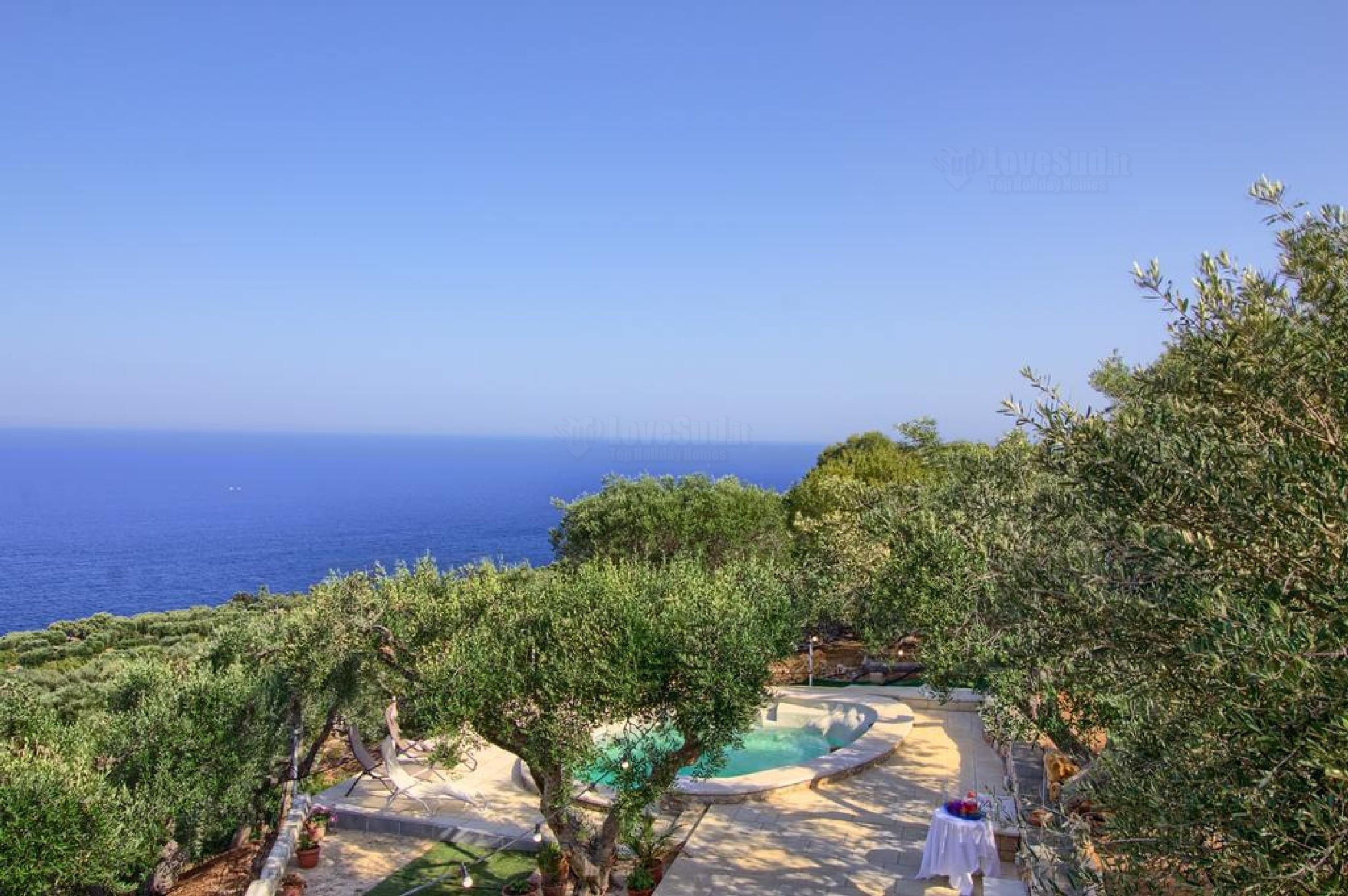 Apartment Albachiara pool house photo 20264054