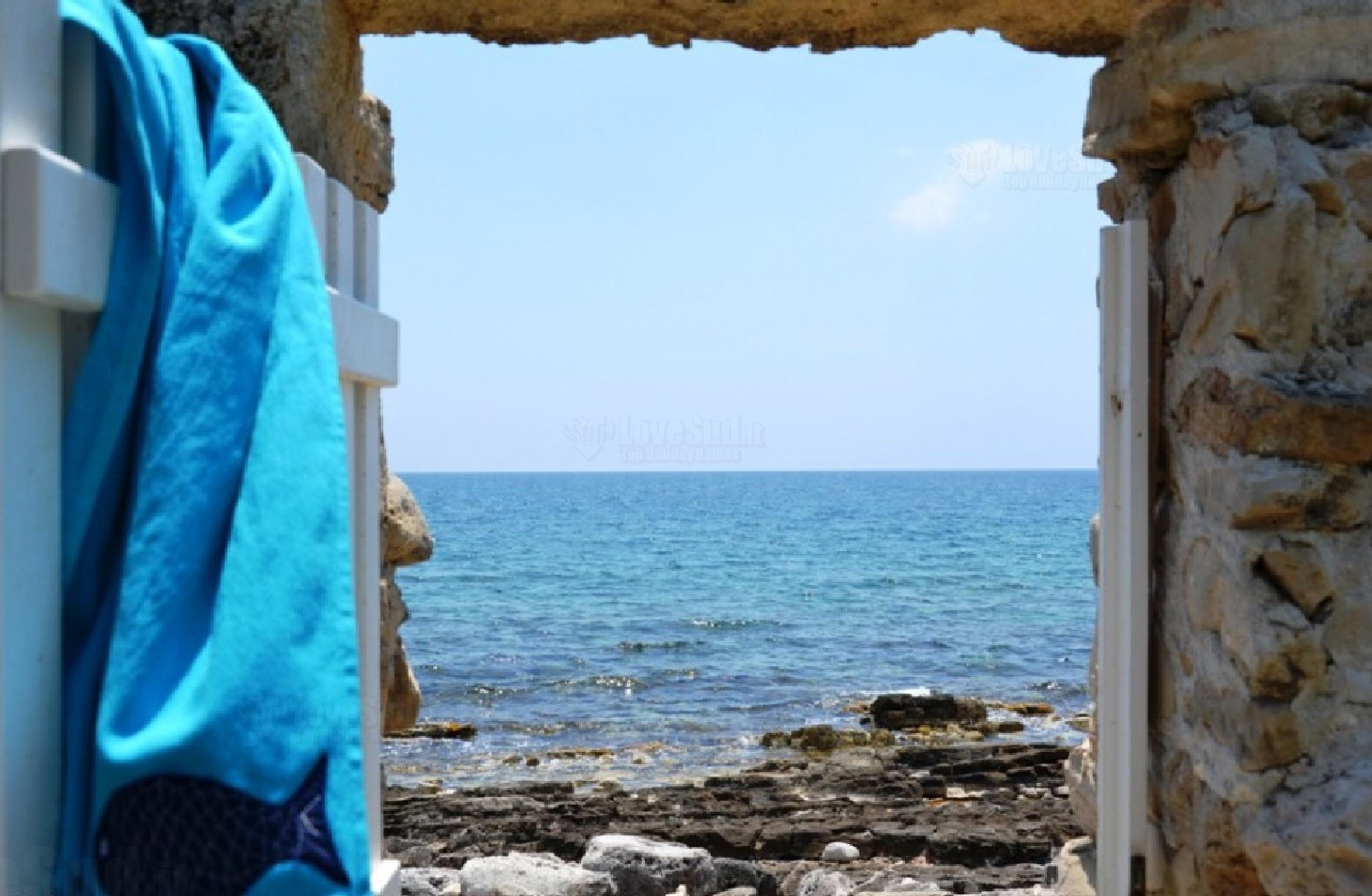 Apartment Rifugio private sea access photo 20684266