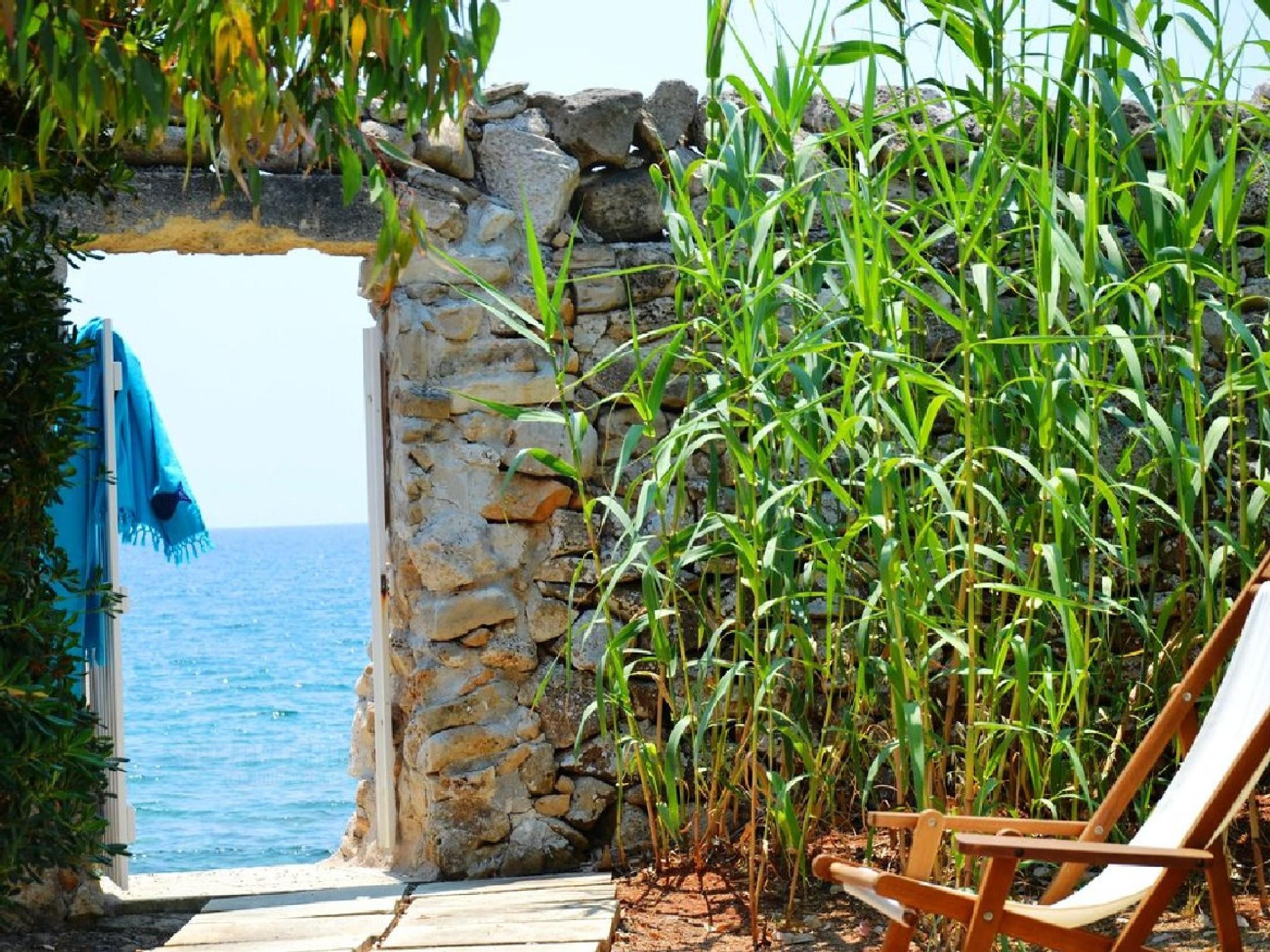 Apartment Rifugio private sea access photo 20130330