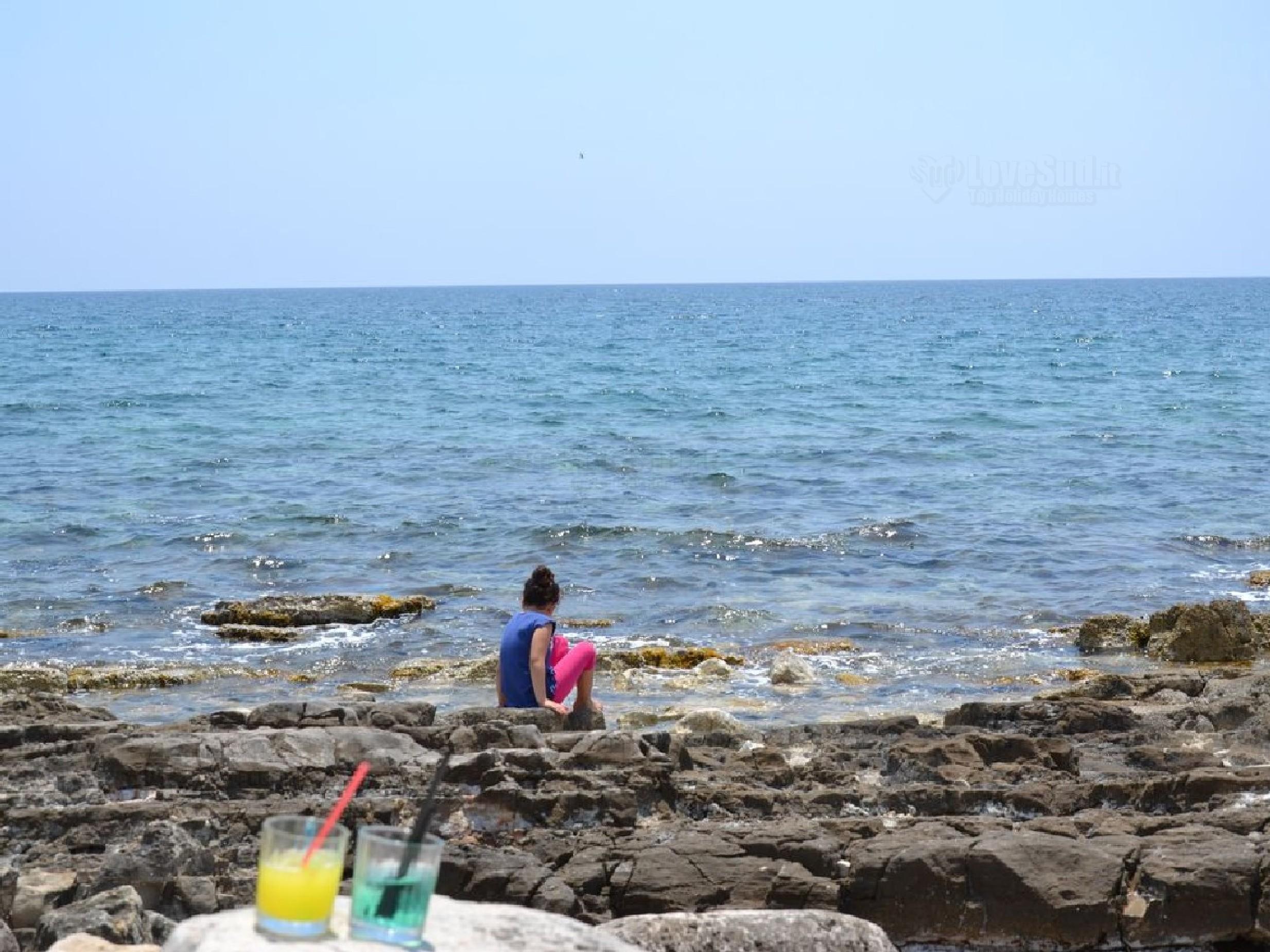 Rifugio private sea access photo 20260829