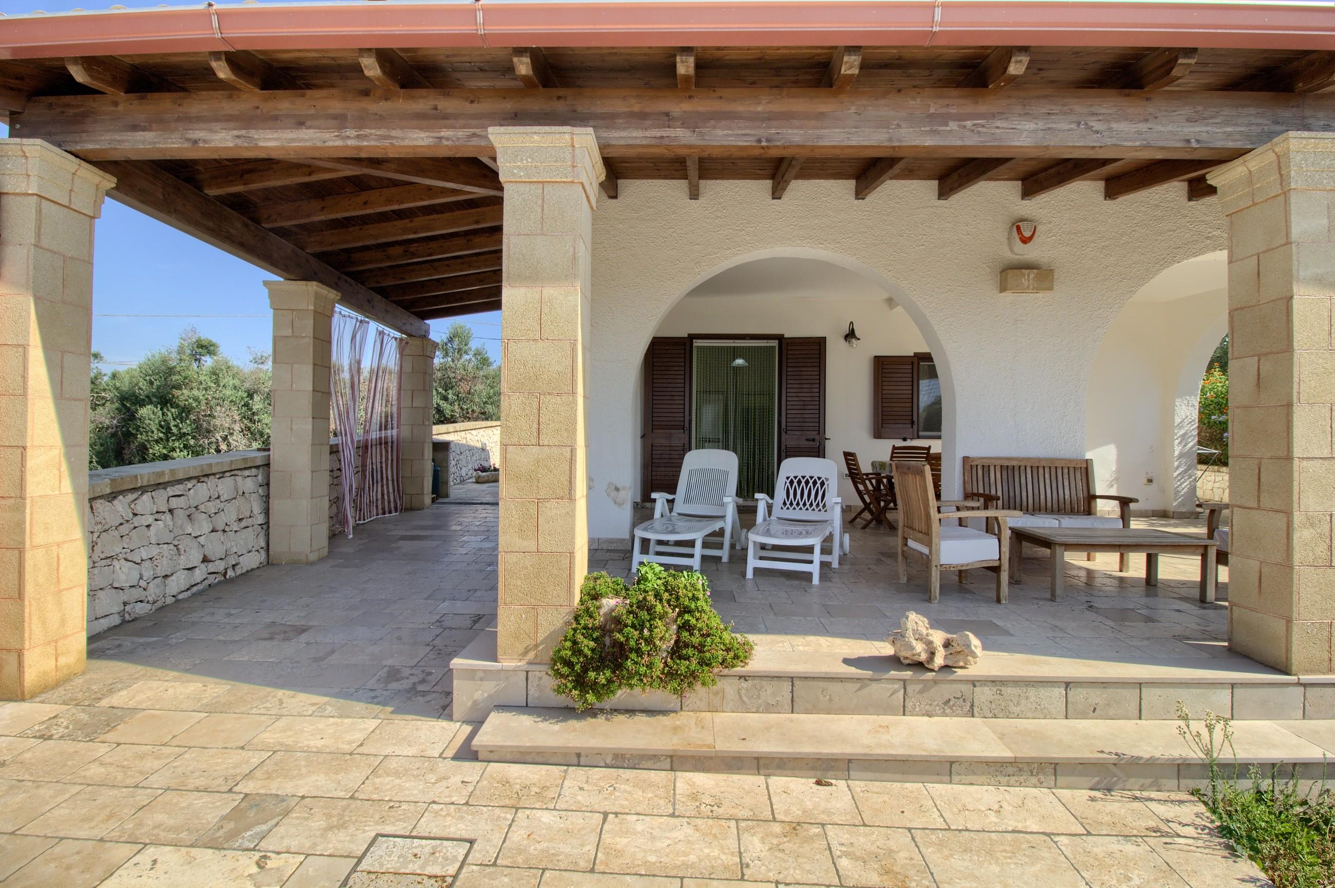 Apartment Grazia lovely seaview Pescoluse photo 22167144