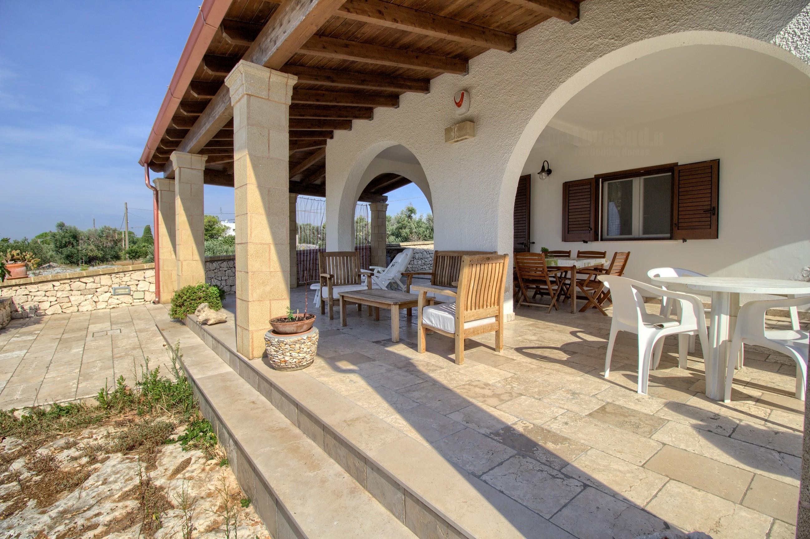 Apartment Grazia lovely seaview Pescoluse photo 22167148