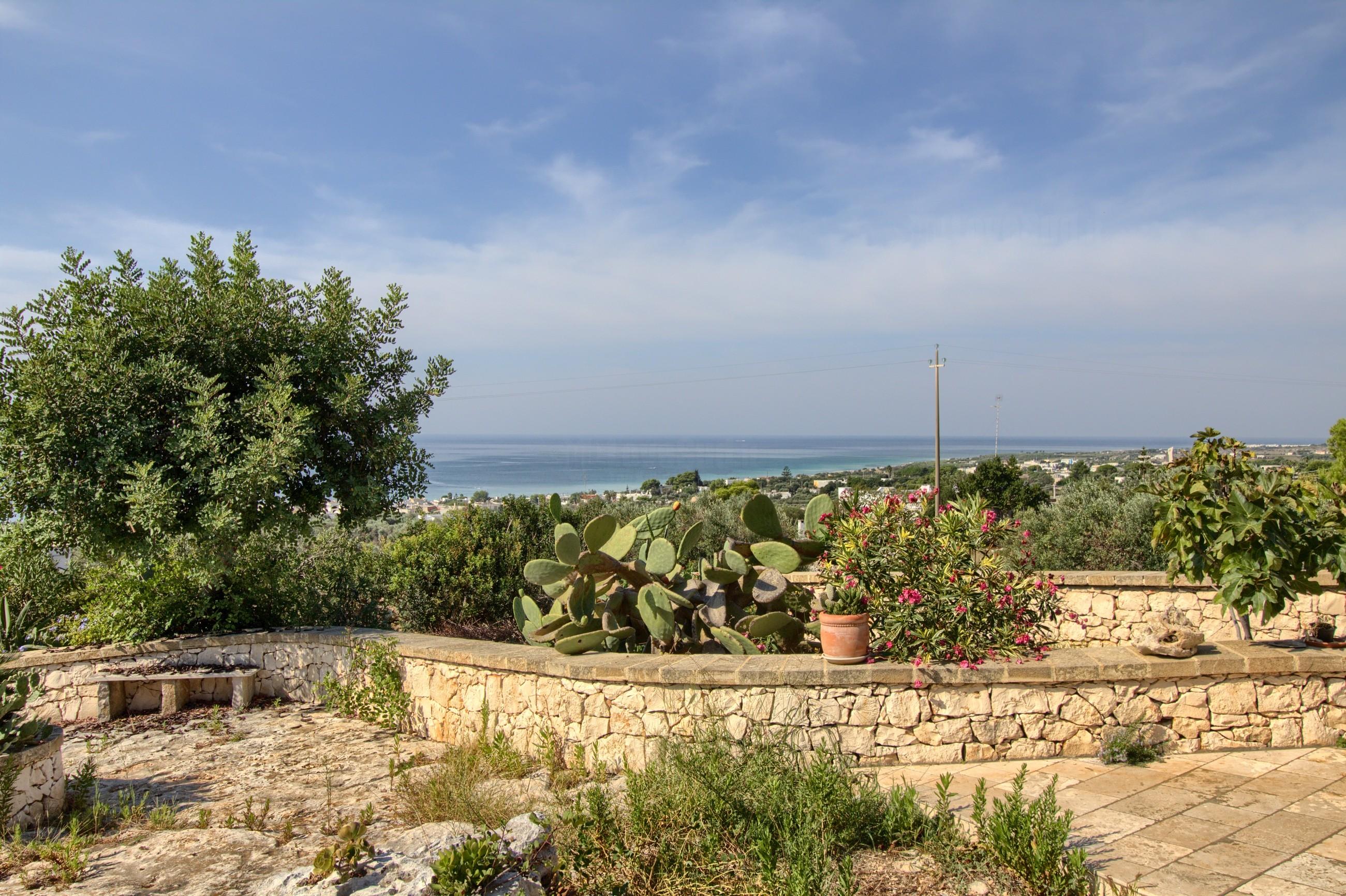 Grazia lovely seaview Pescoluse photo 20077593
