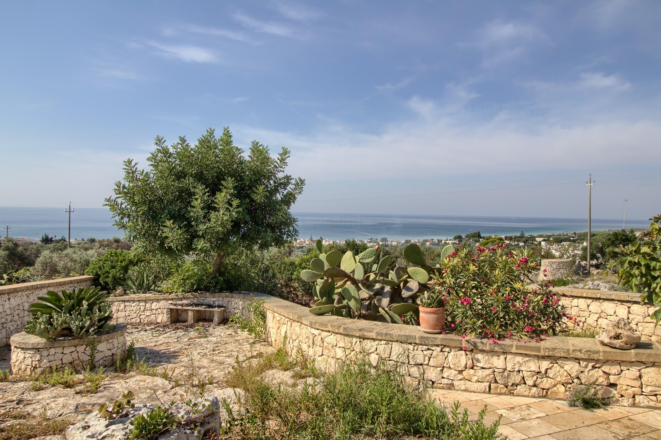 Grazia lovely seaview Pescoluse photo 20224789