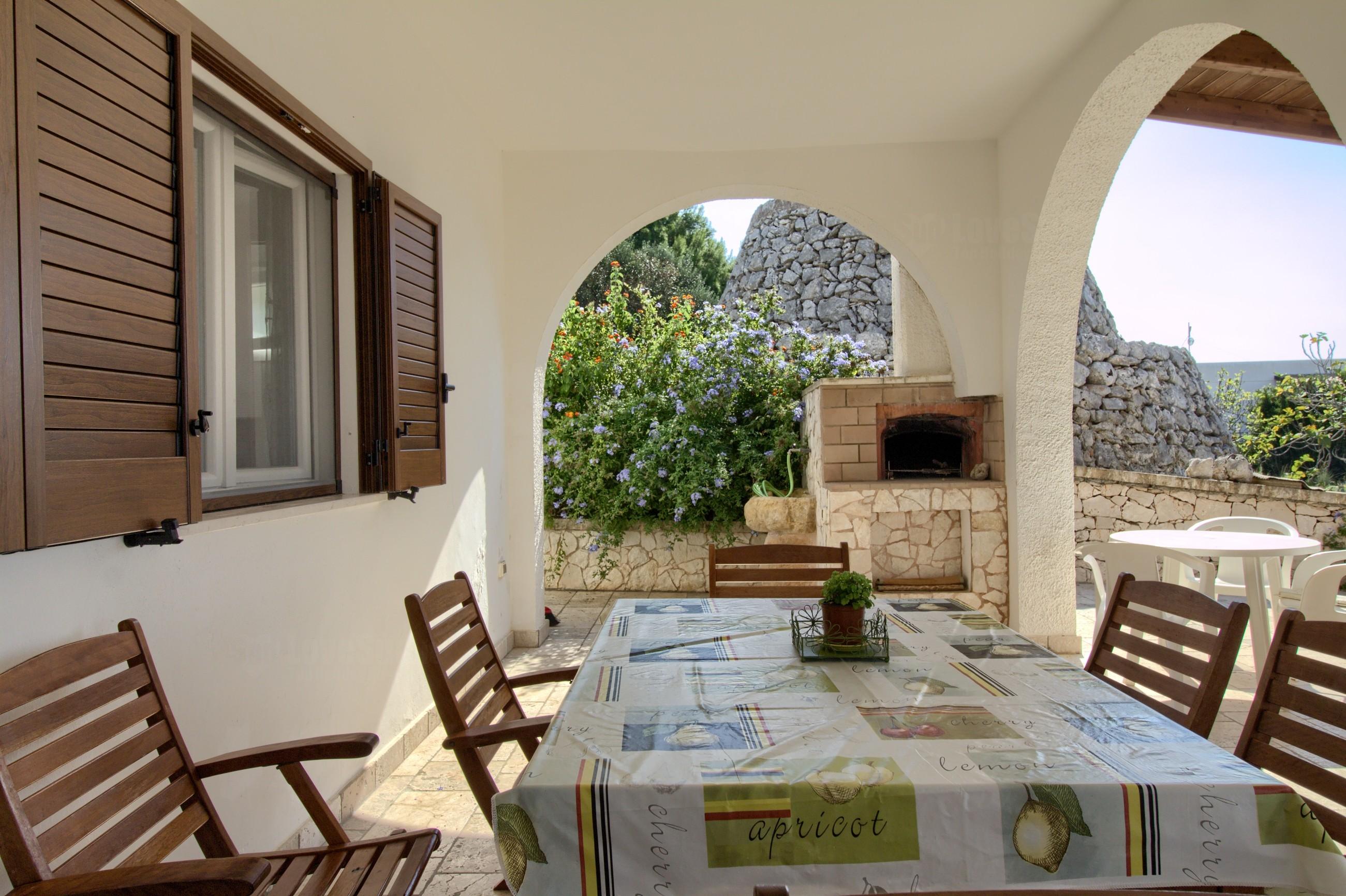 Apartment Grazia lovely seaview Pescoluse photo 22167150