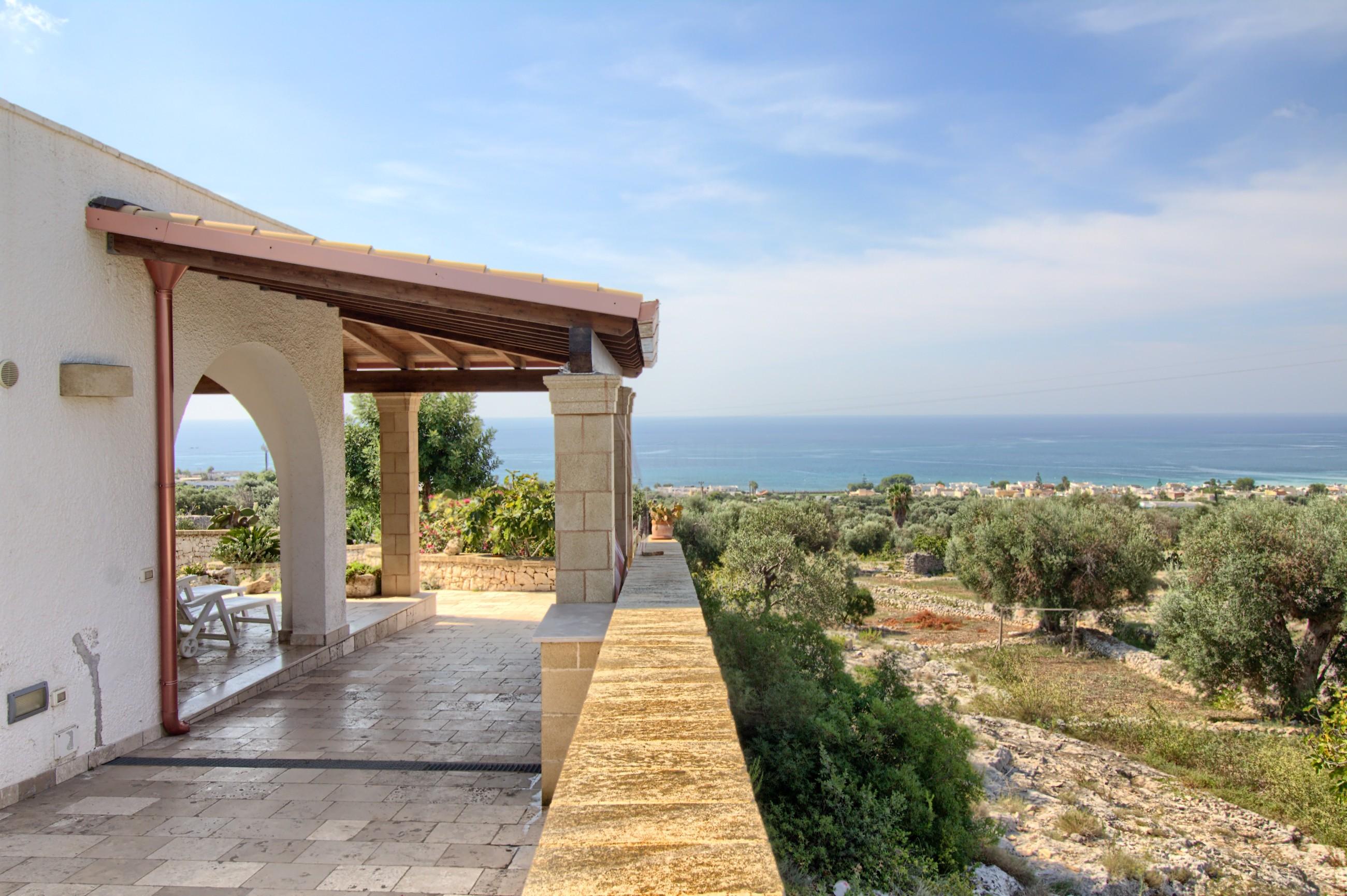 Apartment Grazia lovely seaview Pescoluse photo 22167170