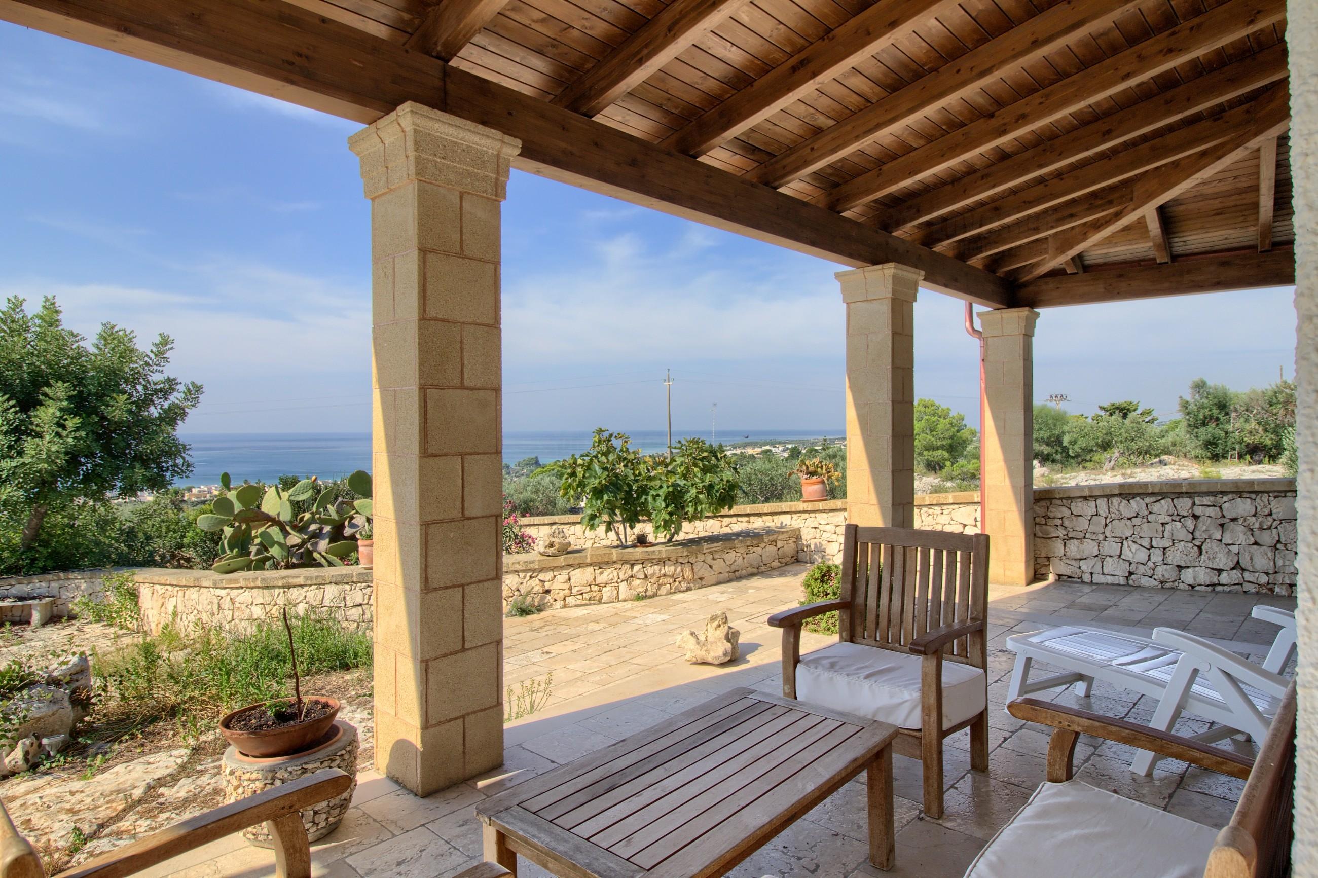 Apartment Grazia lovely seaview Pescoluse photo 20254761