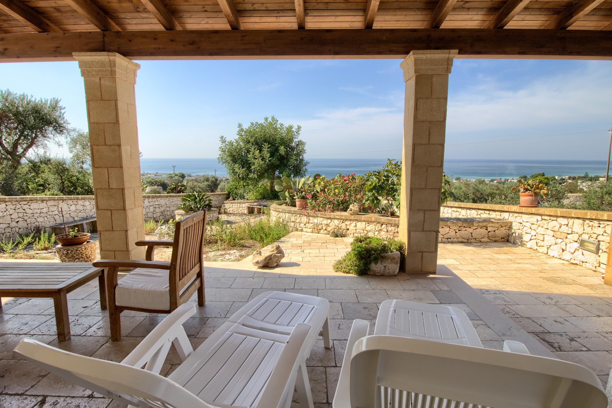 Apartment Grazia lovely seaview Pescoluse photo 22167172