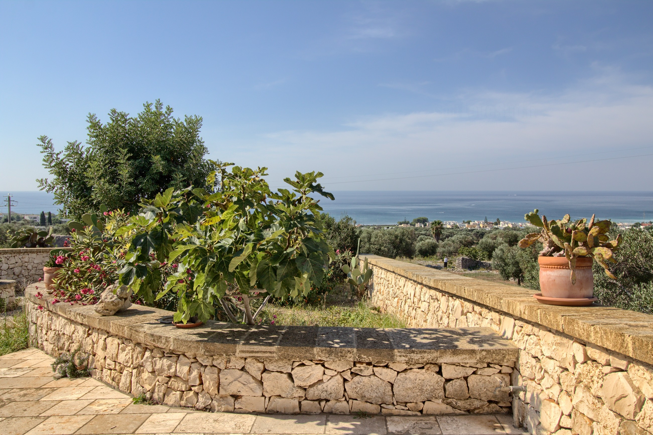 Apartment Grazia lovely seaview Pescoluse photo 22167174