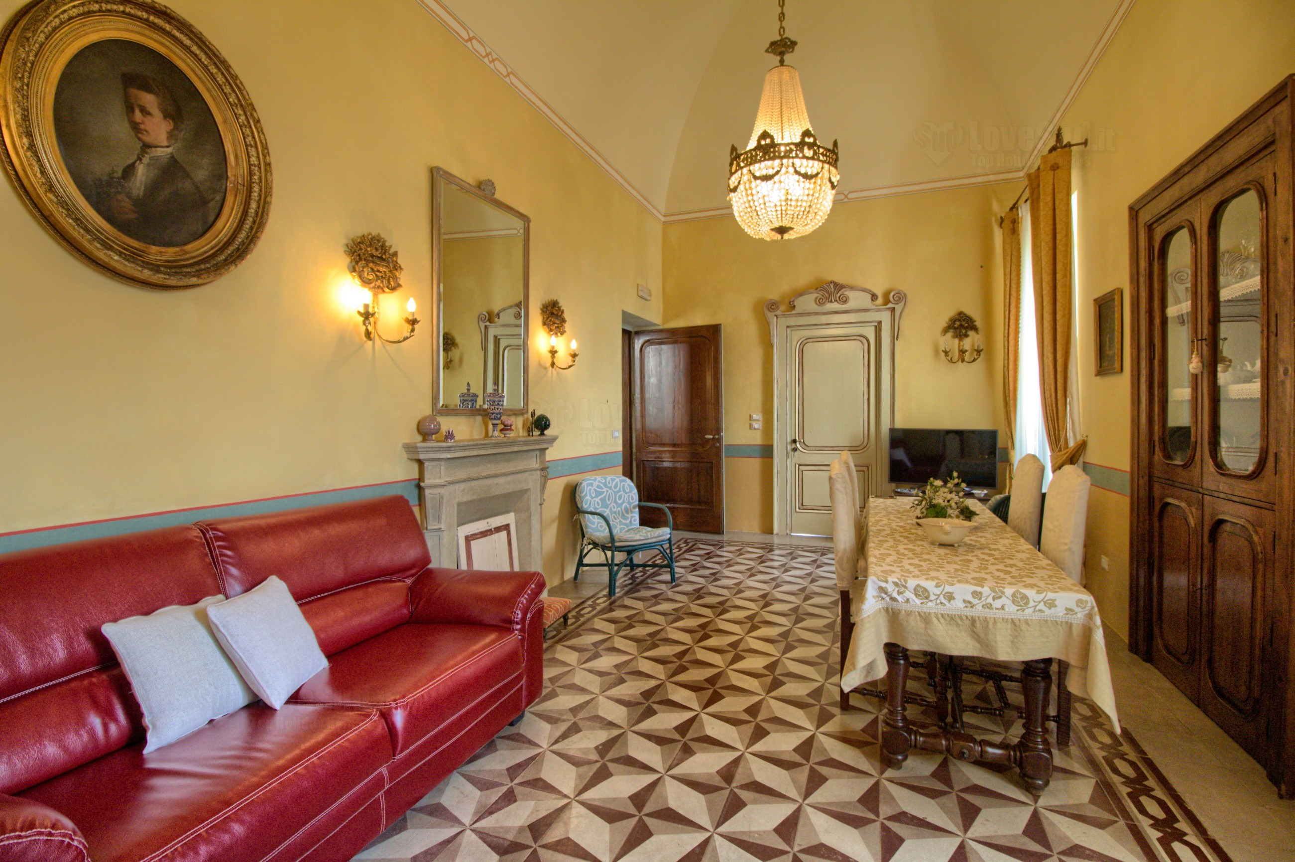 Apartment Gialla - B B A palazzo photo 21630630