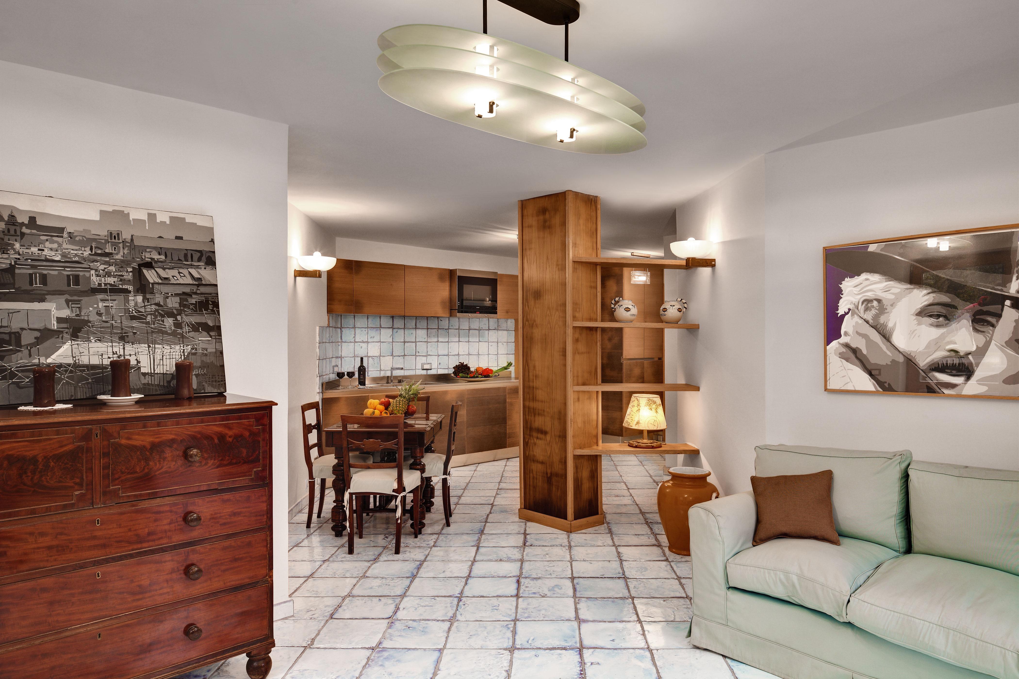 Apartment Villa Vesuvio - Luxury and Beauty photo 25033396
