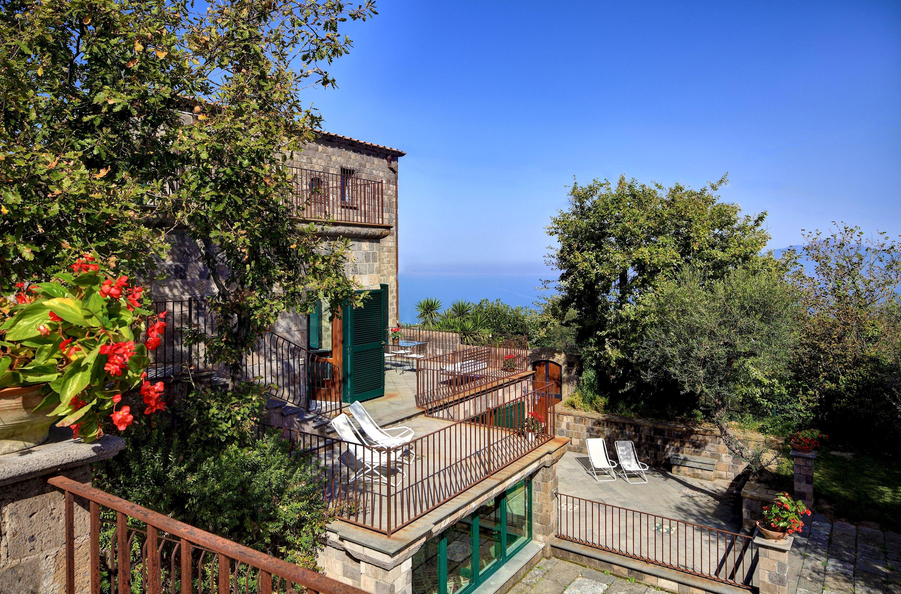 Apartment Villa Vesuvio - Luxury and Beauty photo 25033404