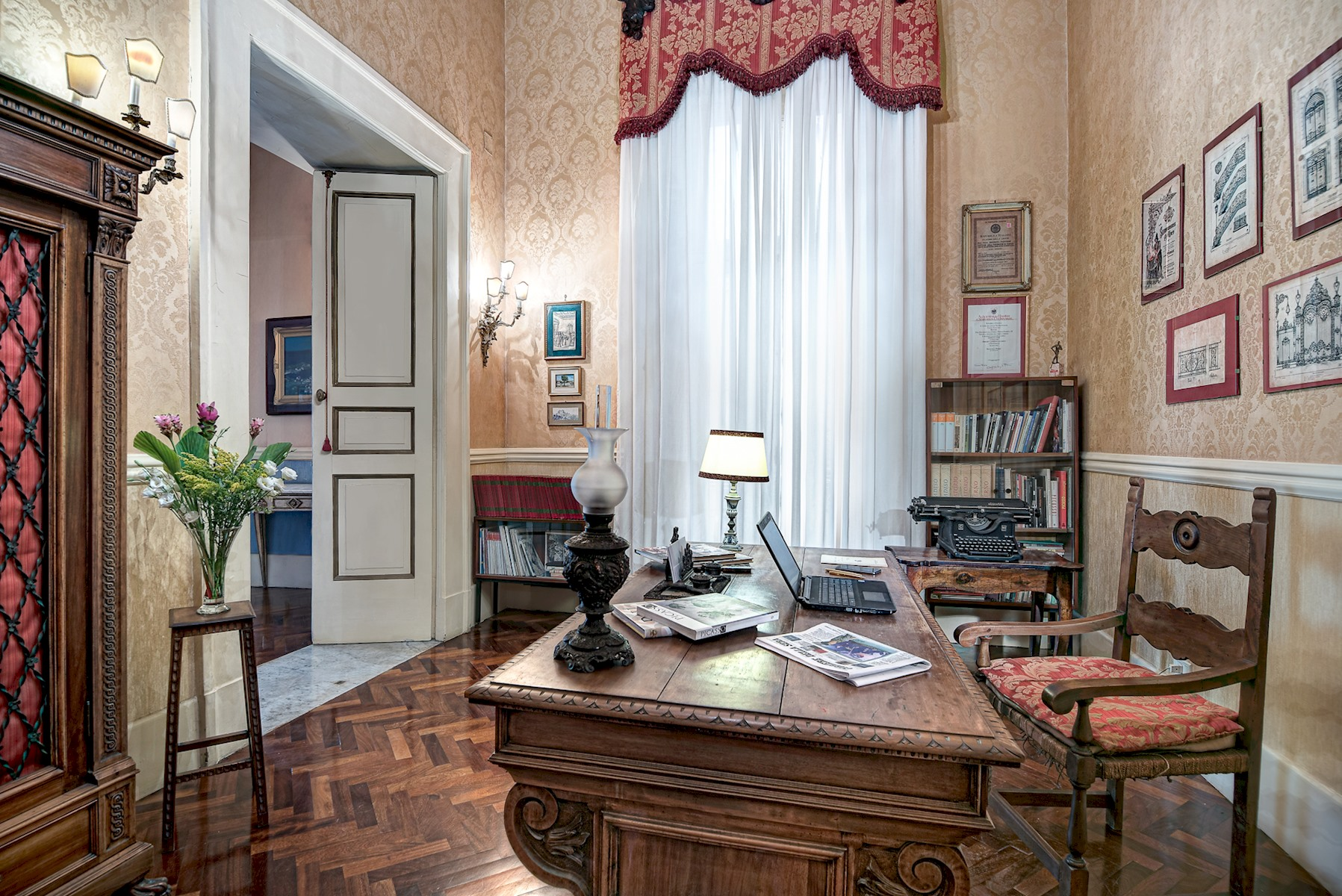 Apartment Arthouse - Lady Mary s Tribunali Luxury Suite - Naples Historical Centre photo 20429035
