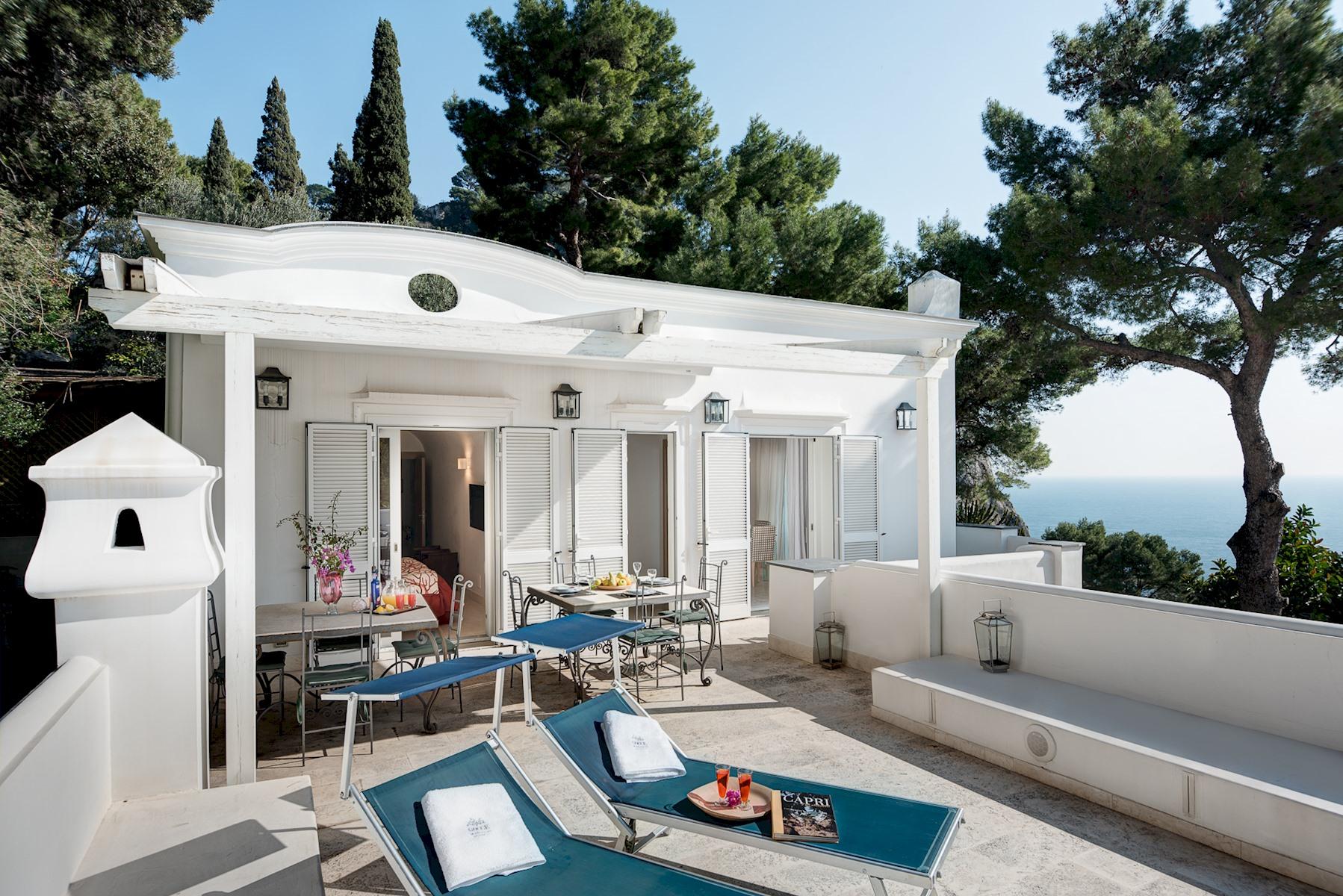 Apartment Villa Bougainvillea - Luxury Capri Villa with Views photo 19168840