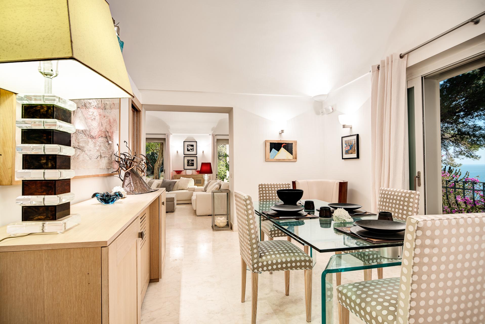 Apartment Villa Bougainvillea - Luxury Capri Villa with Views photo 19025068