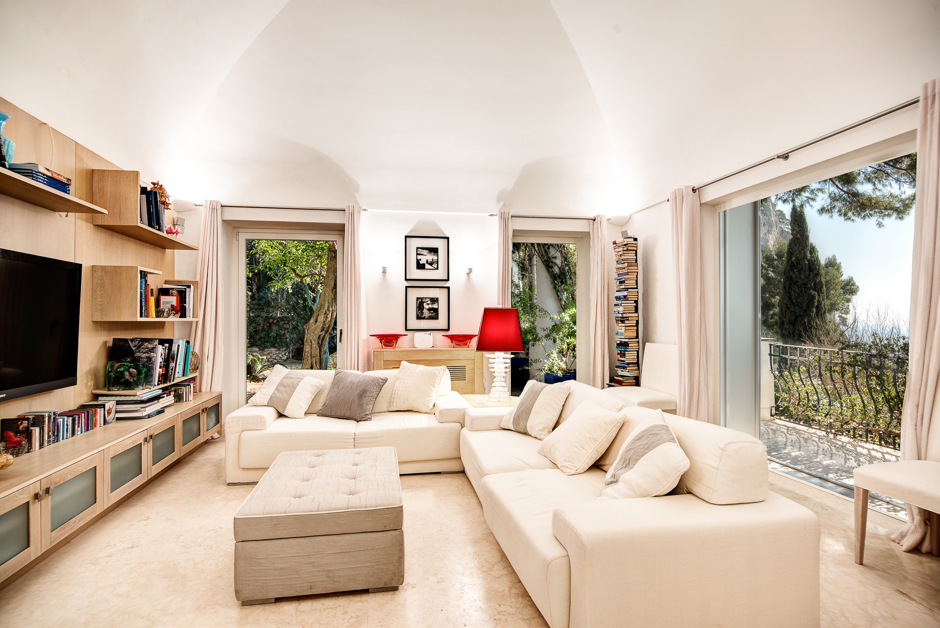 Apartment Villa Bougainvillea - Luxury Capri Villa with Views photo 19306910
