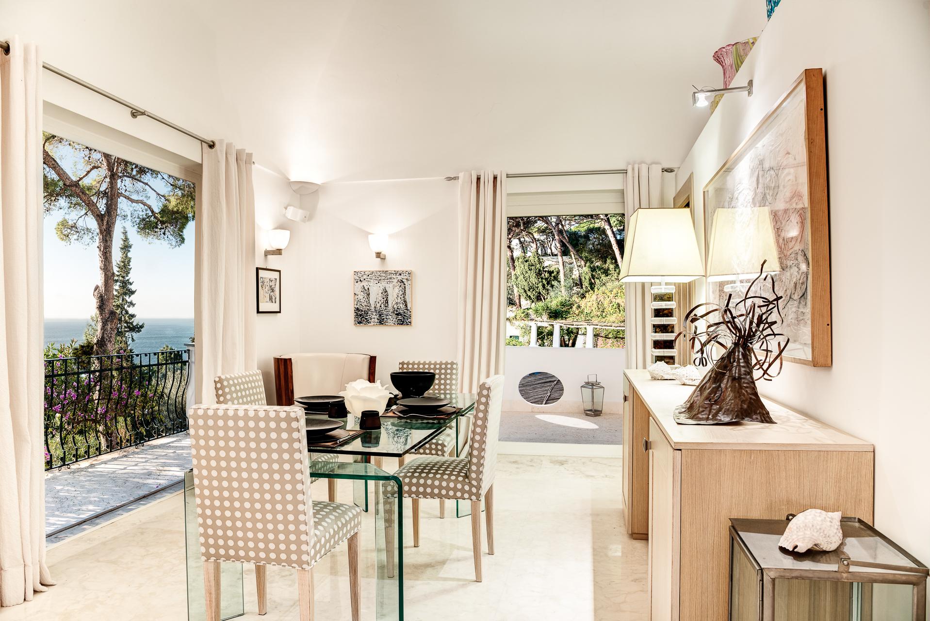 Apartment Villa Bougainvillea - Luxury Capri Villa with Views photo 18917493