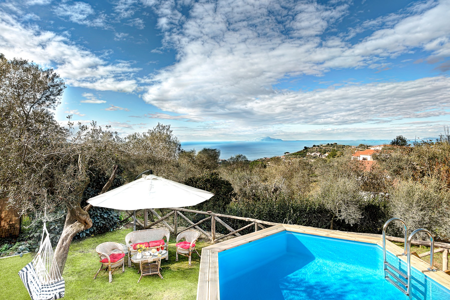 Apartment Casale Staiano - A Traditional Farmhouse photo 19585069