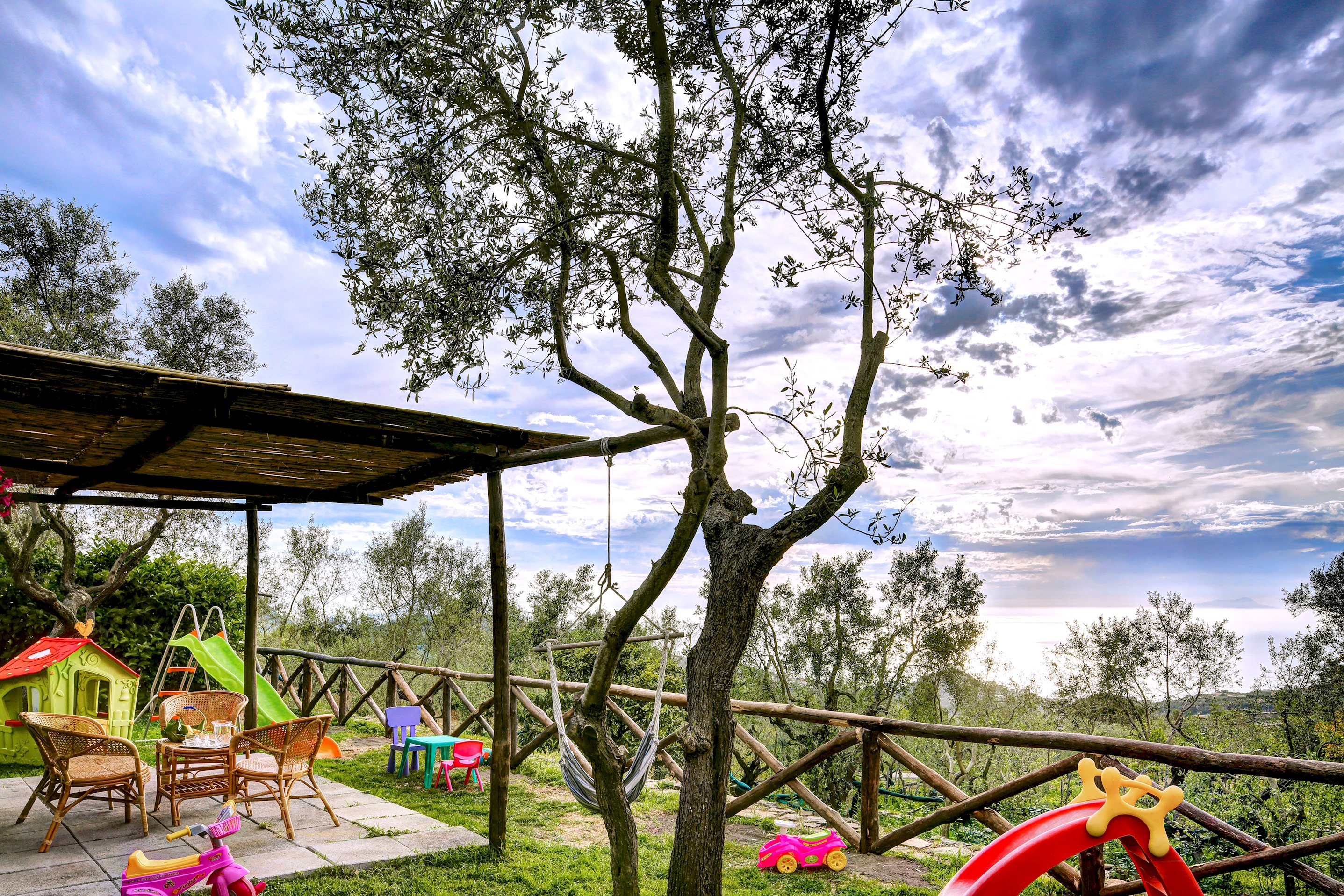 Apartment Casale Staiano - A Traditional Farmhouse photo 19438418