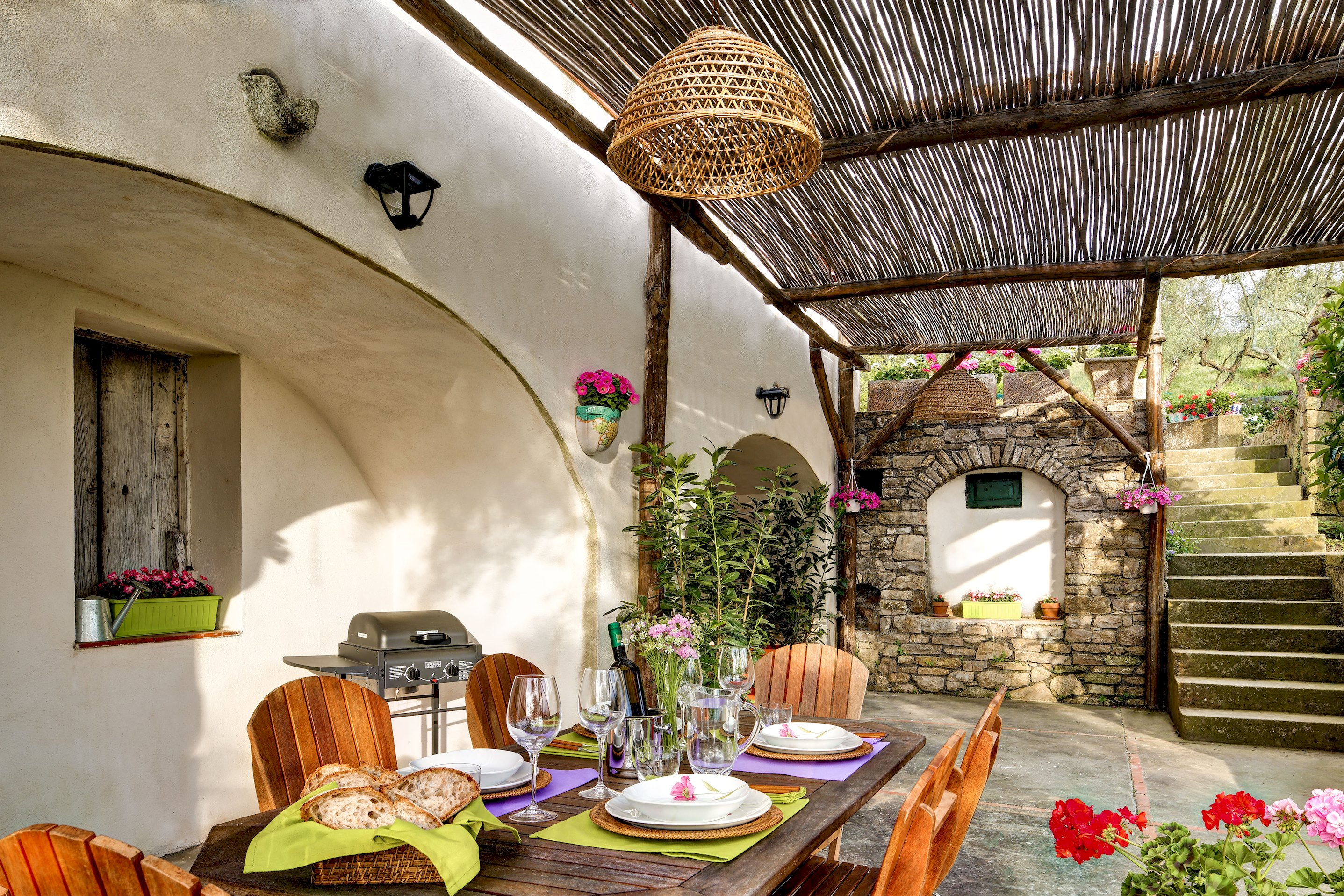 Apartment Casale Staiano - A Traditional Farmhouse photo 19585087