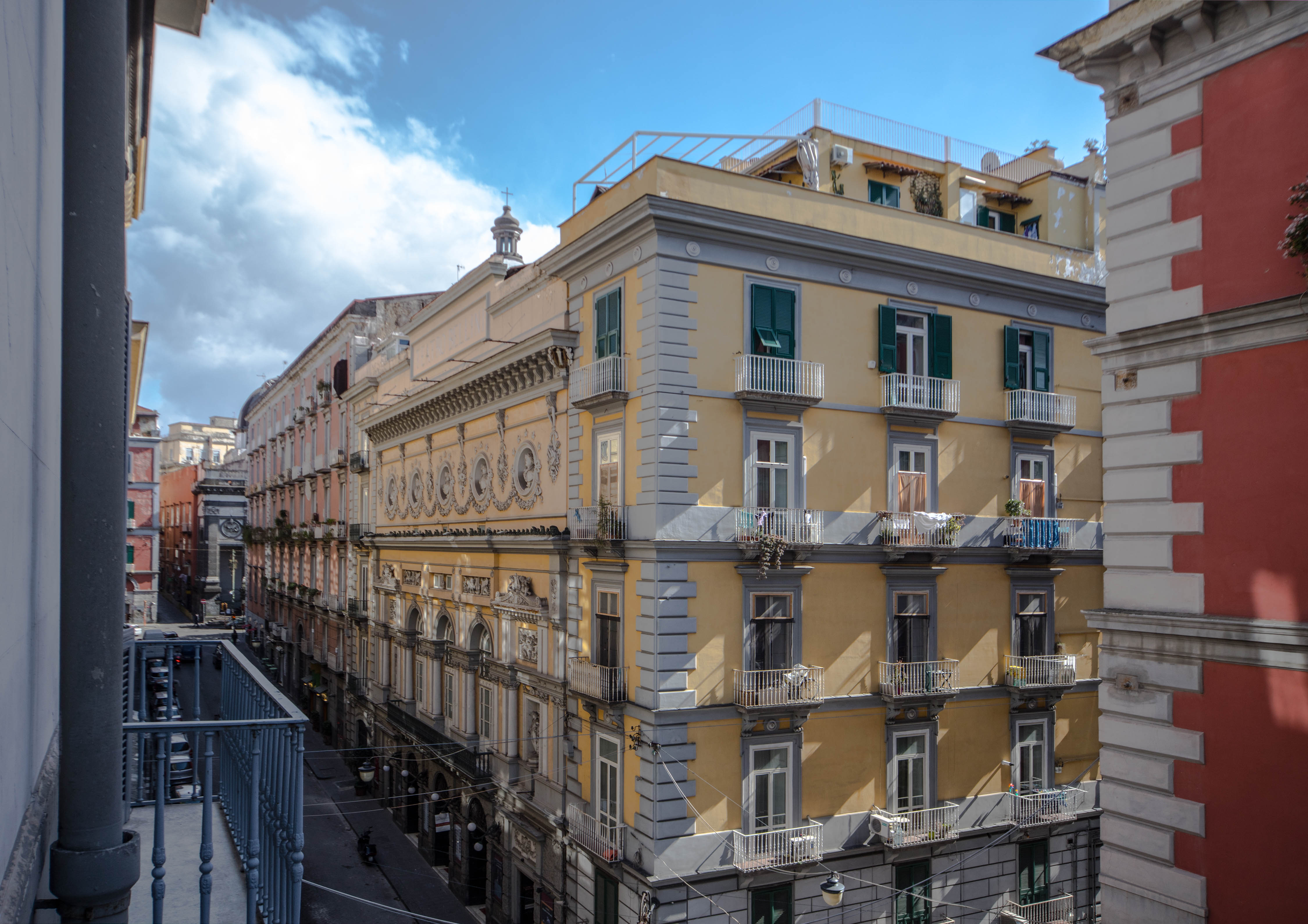 Apartment Casa Dante - Historic apartment in the perfect Naples location photo 20428034
