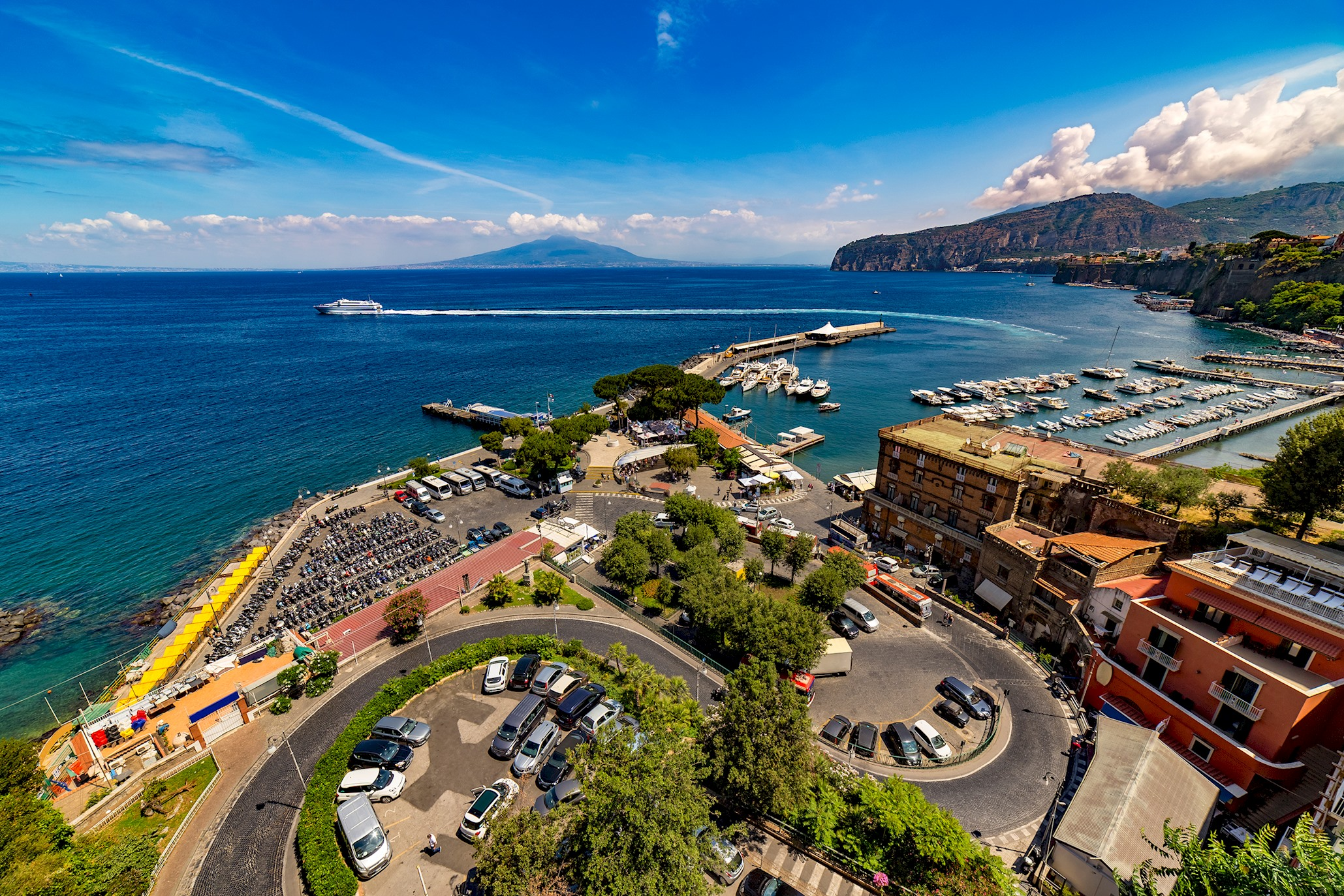 Apartment El Royale Suites Sorrento - Blu photo 20144176