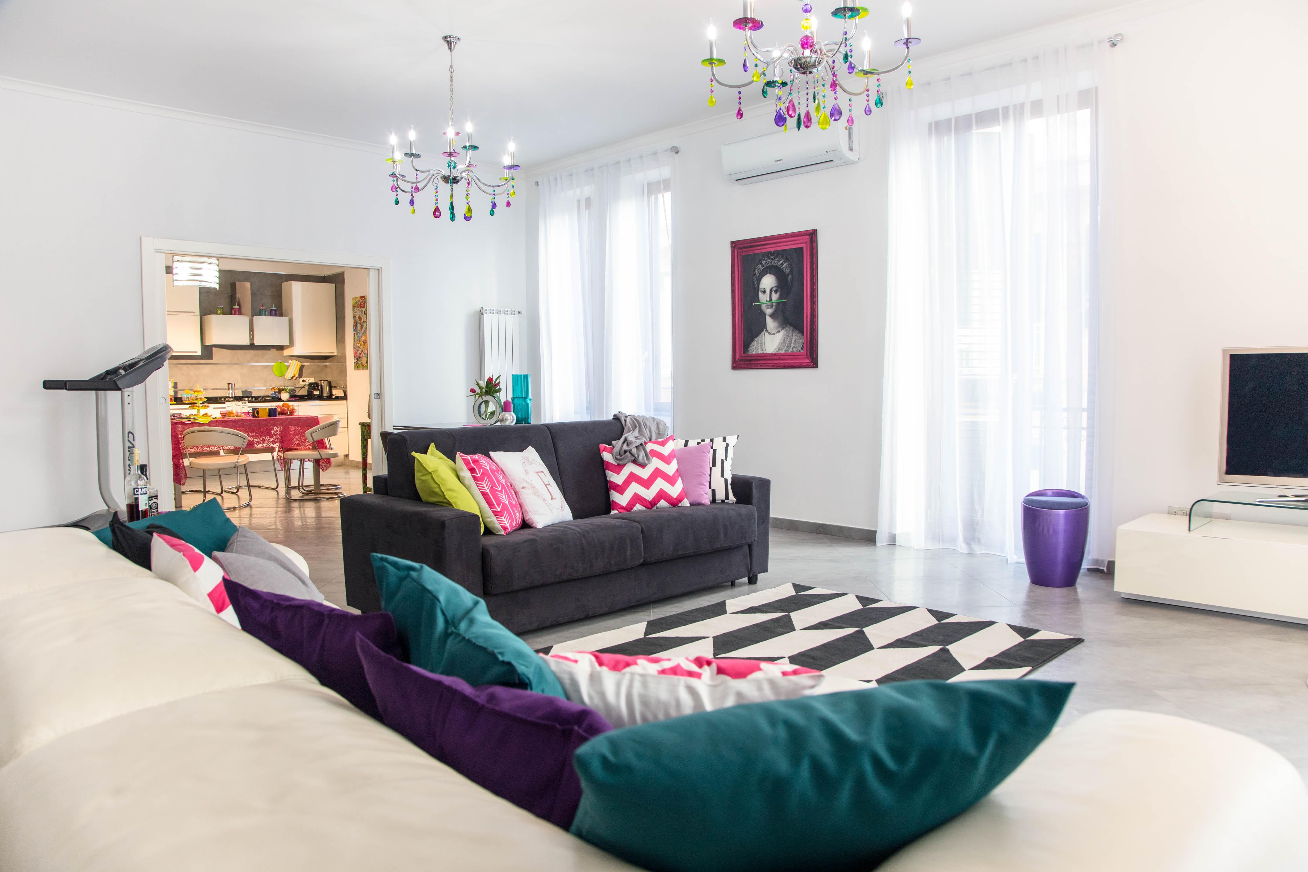 Ferdinando Arthouse - Oversized Modern Apartment photo 20429119