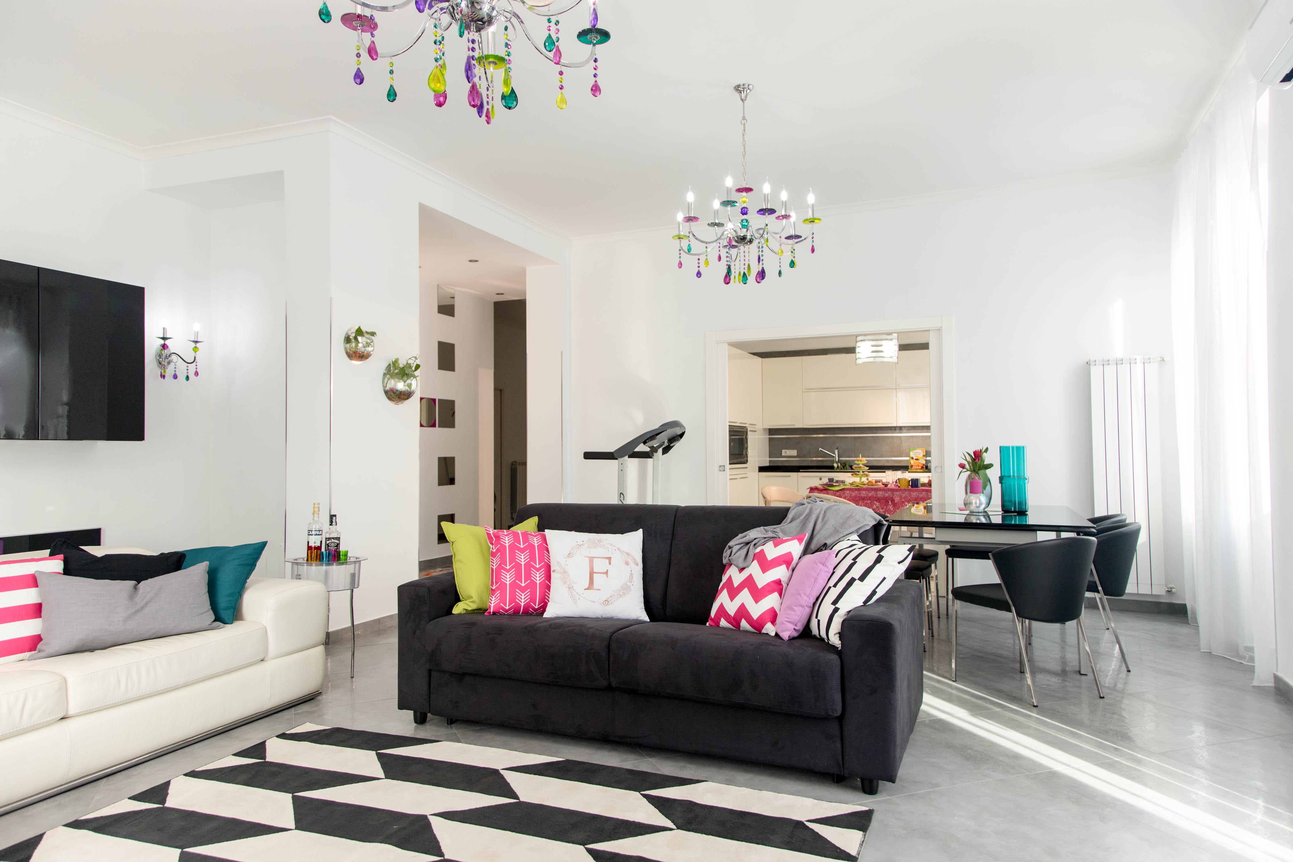 Apartment Ferdinando Arthouse - Oversized Modern Apartment photo 20323430