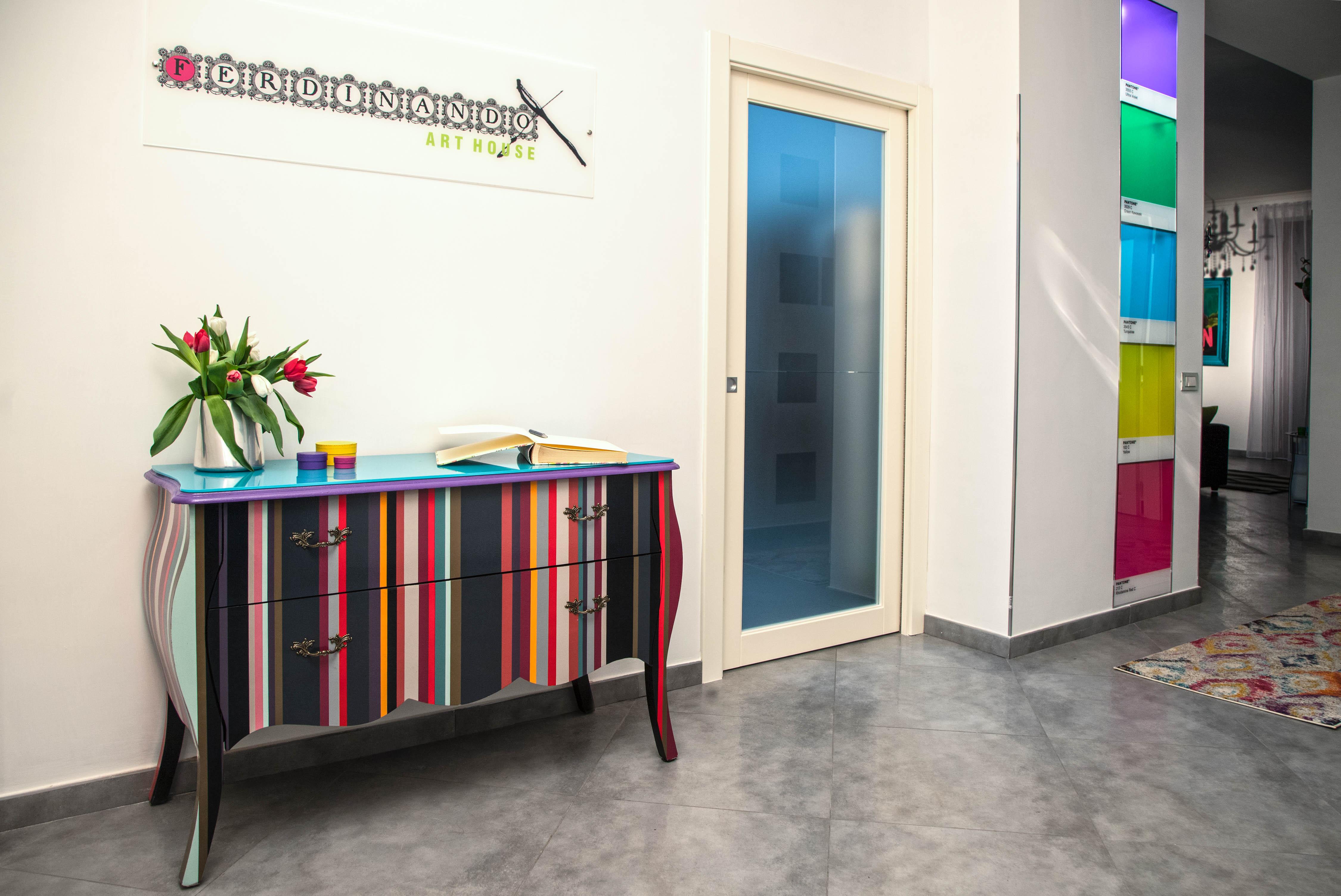 Apartment Ferdinando Arthouse - Oversized Modern Apartment photo 20148448