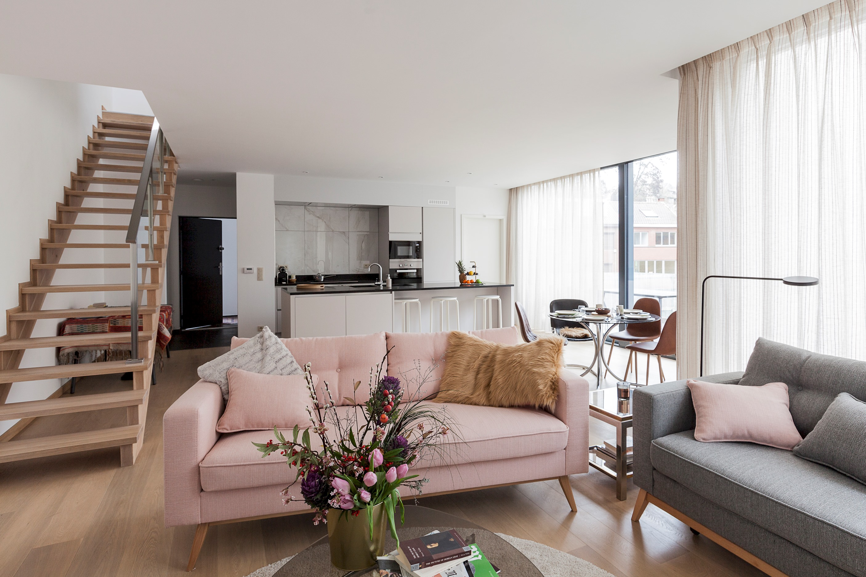 Unit 2 - Modern Smart Home Duplex with free Parking 0