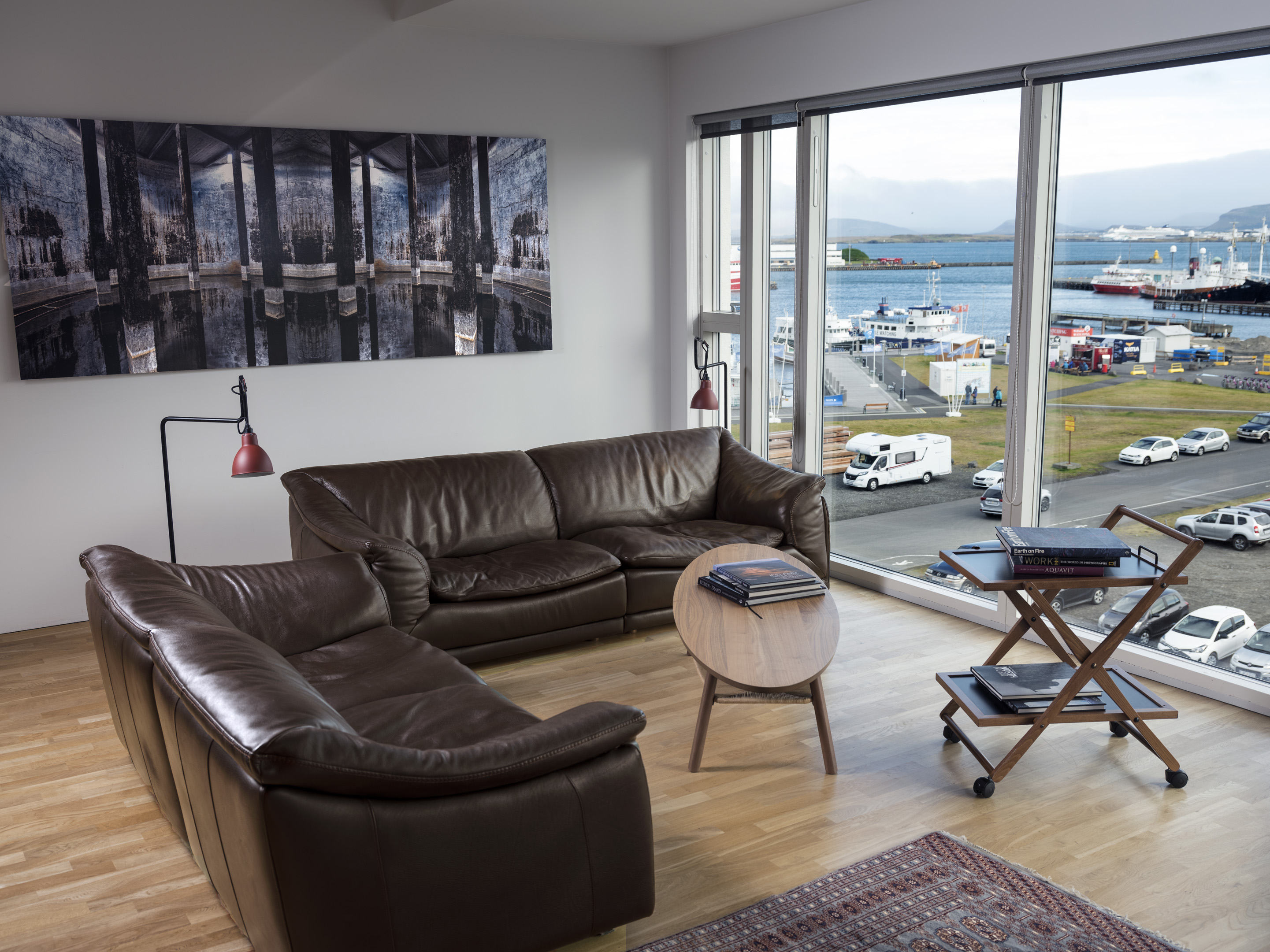Luxury apartment with a view of the harbour photo 13754307
