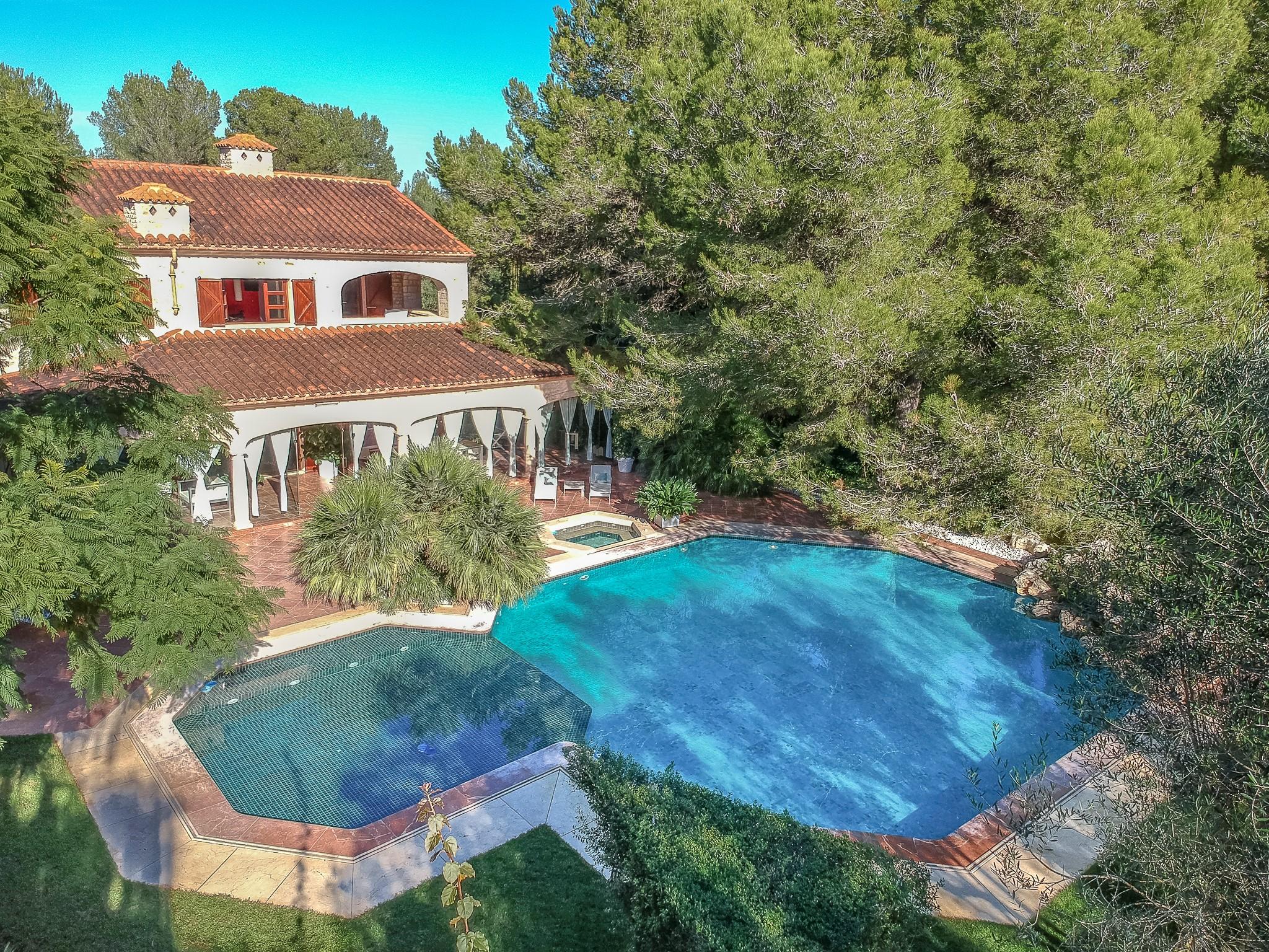 Apartment Villa Son Menusset  piscina privada  wifi  sabor a naturaleza photo 18378435