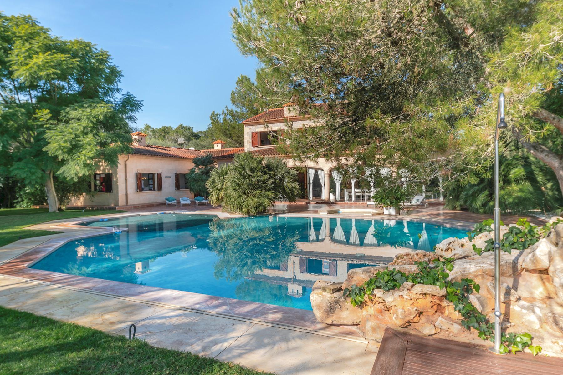Villa Son Menusset, piscina privada, wifi, sabor a naturaleza photo 18285050