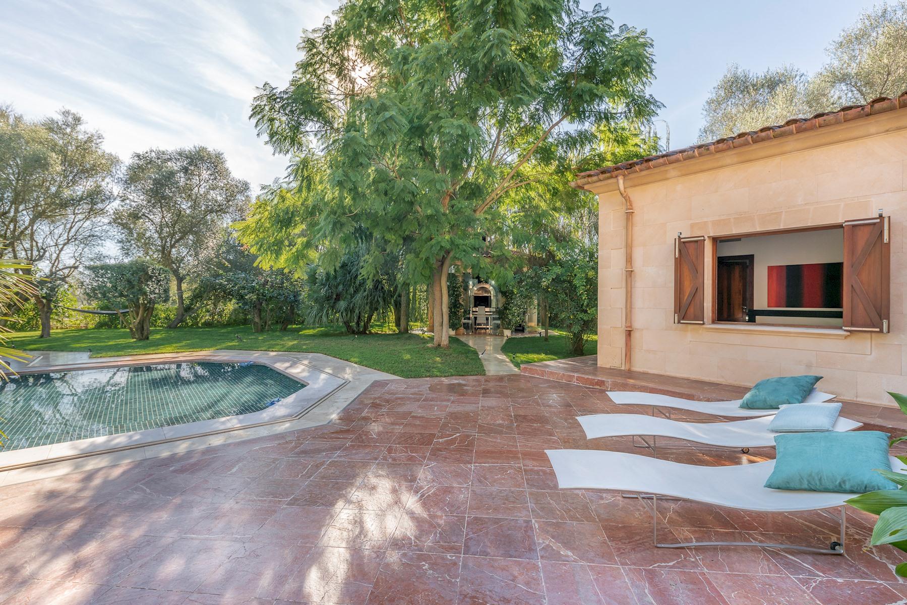 Apartment Villa Son Menusset  piscina privada  wifi  sabor a naturaleza photo 18285062