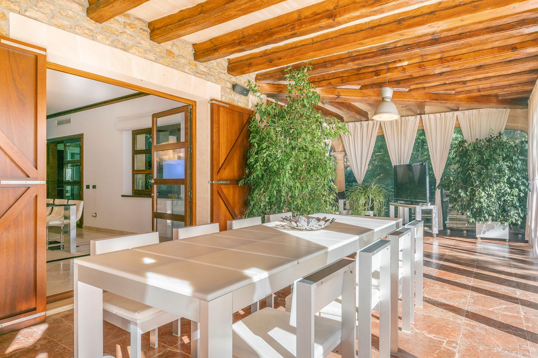 Apartment Villa Son Menusset  piscina privada  wifi  sabor a naturaleza photo 18378447