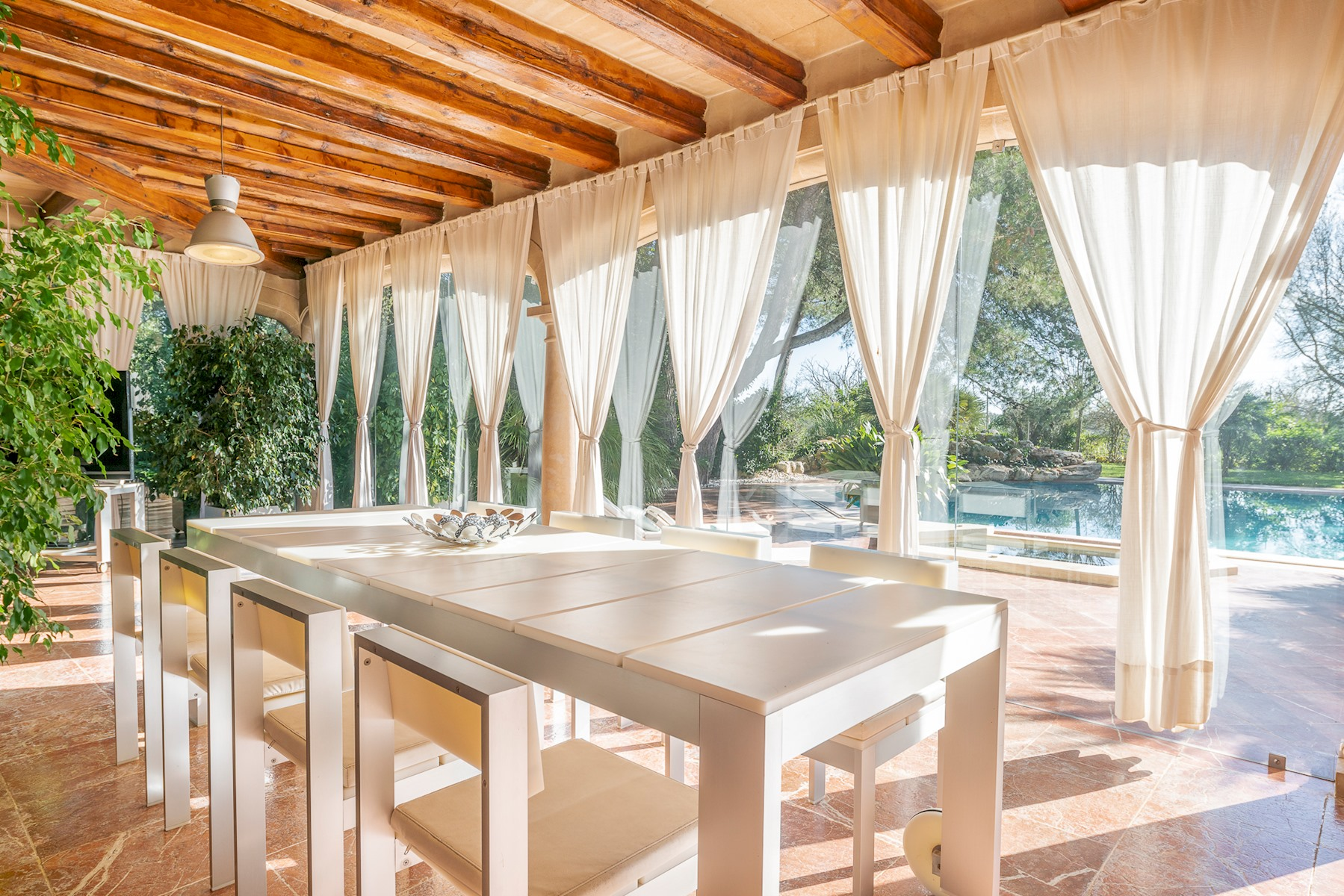 Apartment Villa Son Menusset  piscina privada  wifi  sabor a naturaleza photo 19874382