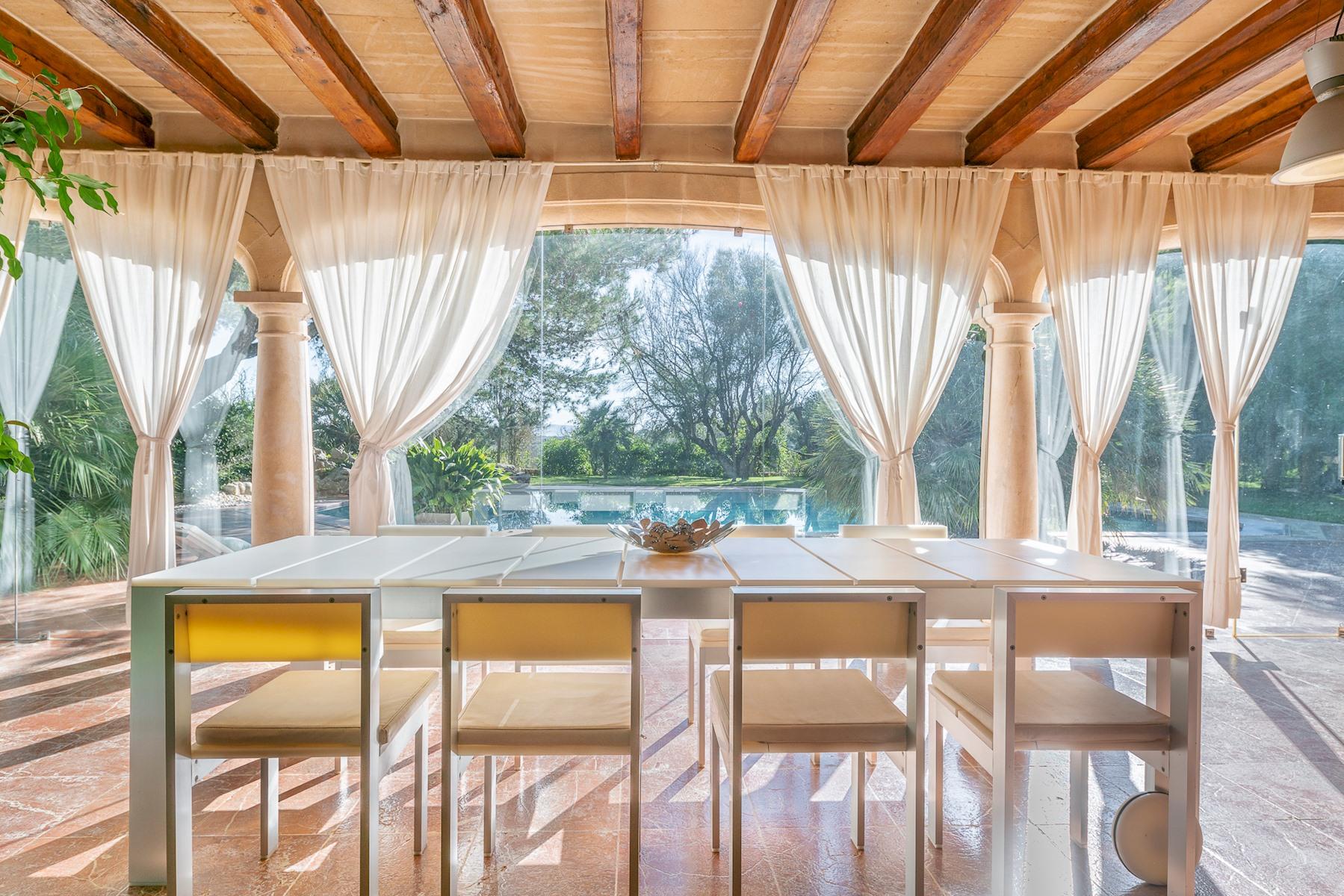 Apartment Villa Son Menusset  piscina privada  wifi  sabor a naturaleza photo 20292748