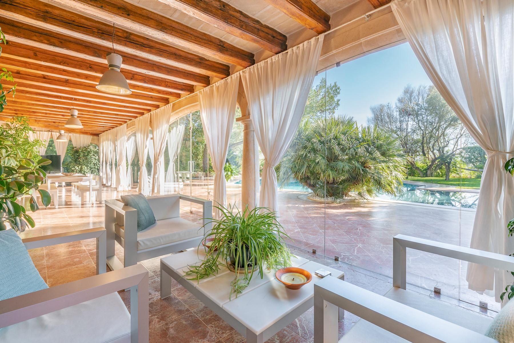 Apartment Villa Son Menusset  piscina privada  wifi  sabor a naturaleza photo 18378451