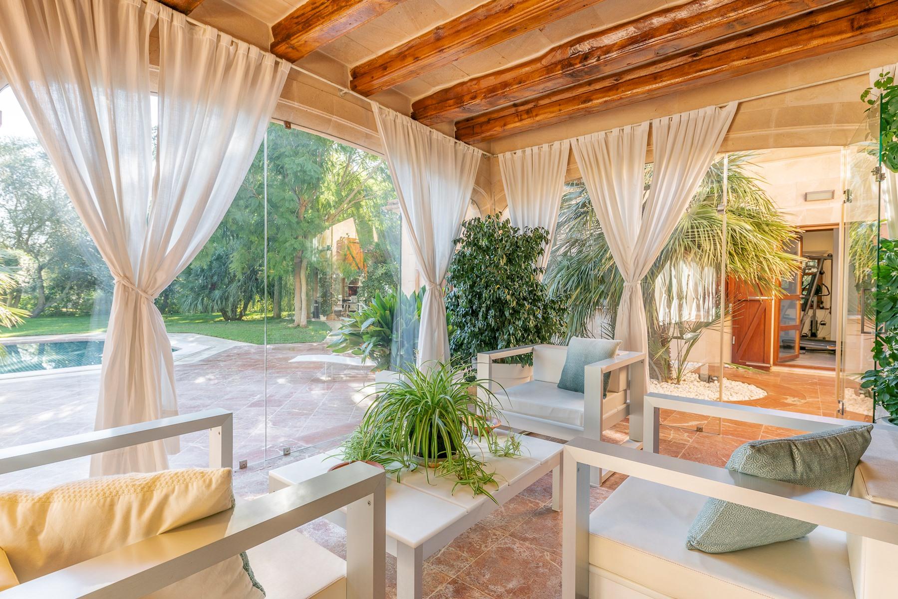 Apartment Villa Son Menusset  piscina privada  wifi  sabor a naturaleza photo 18378453