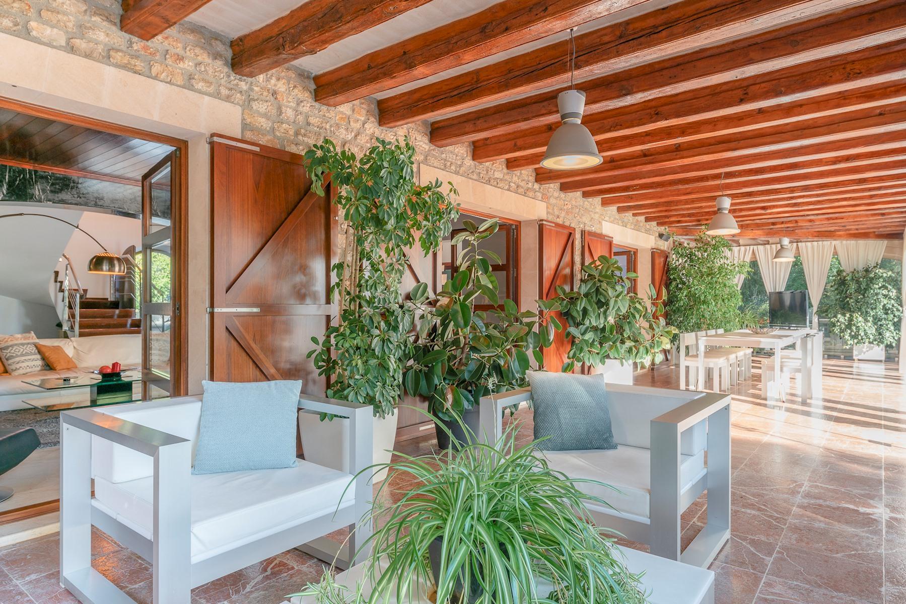 Apartment Villa Son Menusset  piscina privada  wifi  sabor a naturaleza photo 18285066