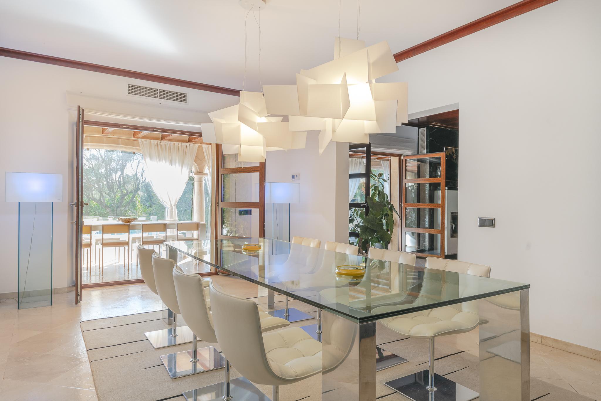 Apartment Villa Son Menusset  piscina privada  wifi  sabor a naturaleza photo 18378459