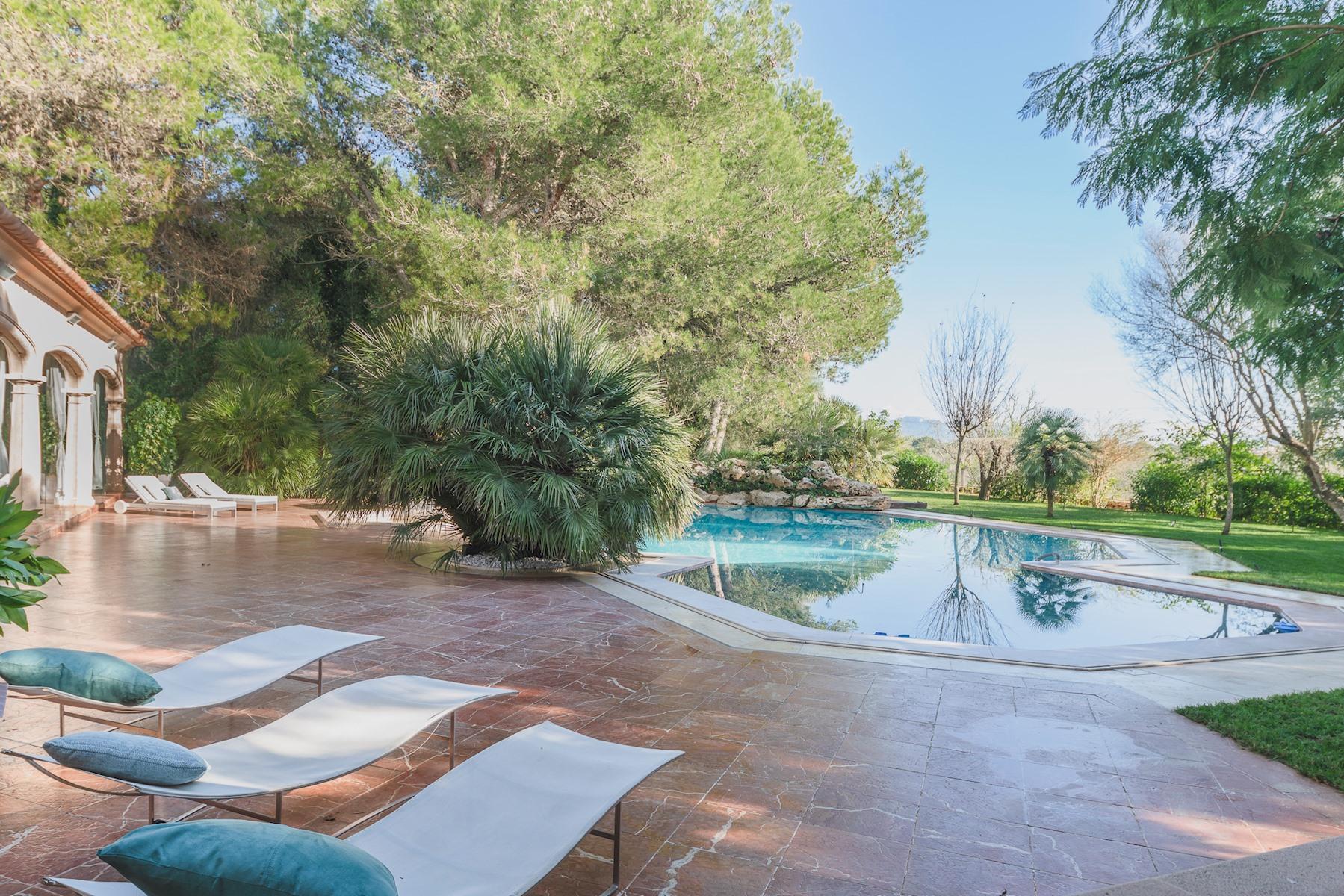 Apartment Villa Son Menusset  piscina privada  wifi  sabor a naturaleza photo 18378471