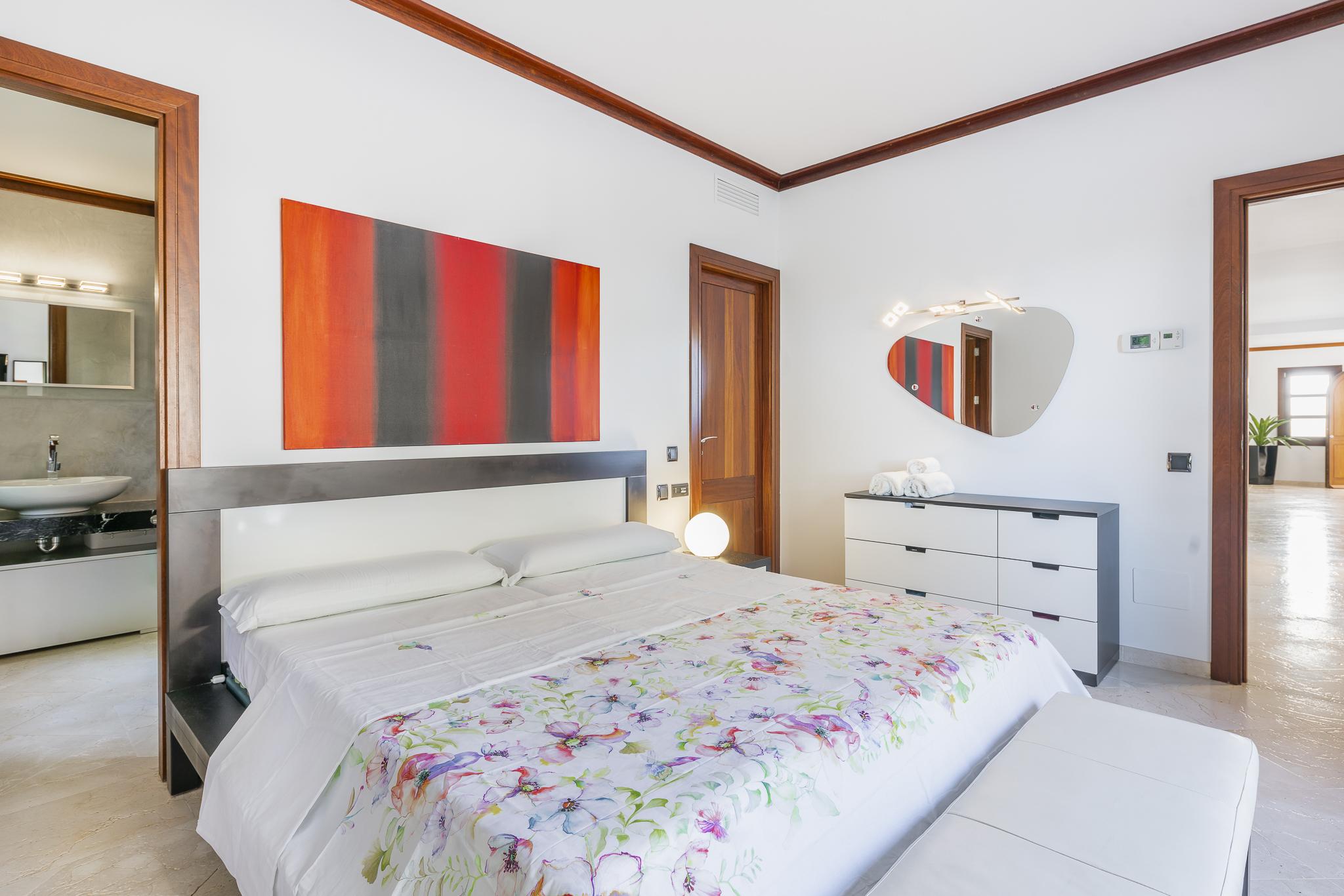 Apartment Villa Son Menusset  piscina privada  wifi  sabor a naturaleza photo 18177779